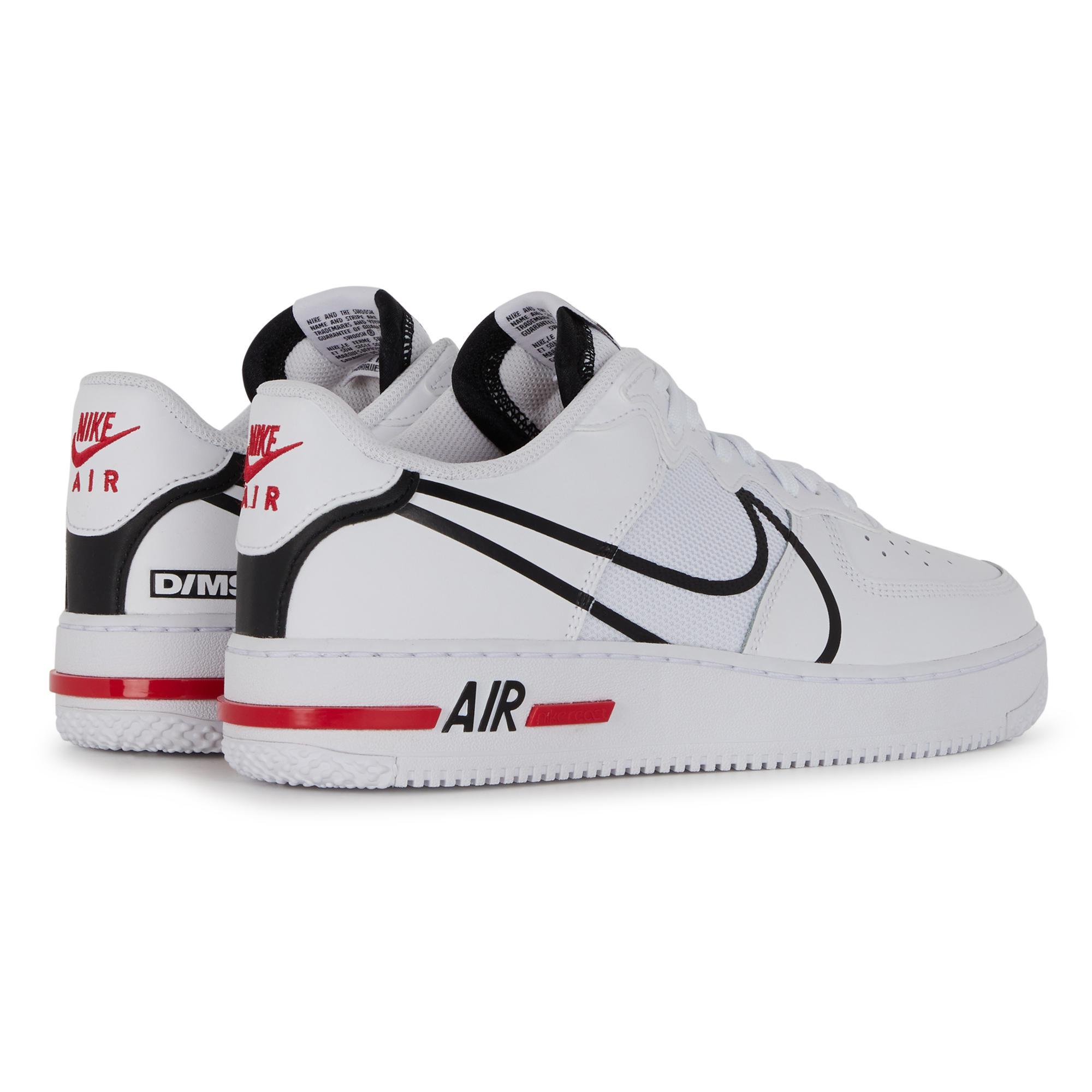 Air force 1 low react Nike pour homme en coloris Blanc - Lyst