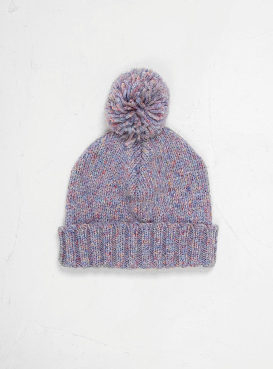 3efe2463214 Lyst - YMC Cosmic Hat in Purple