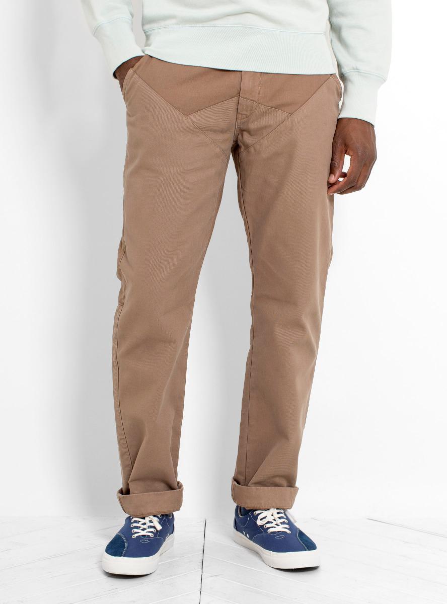 Garbstore Cotton Miner Pant in Brown for Men