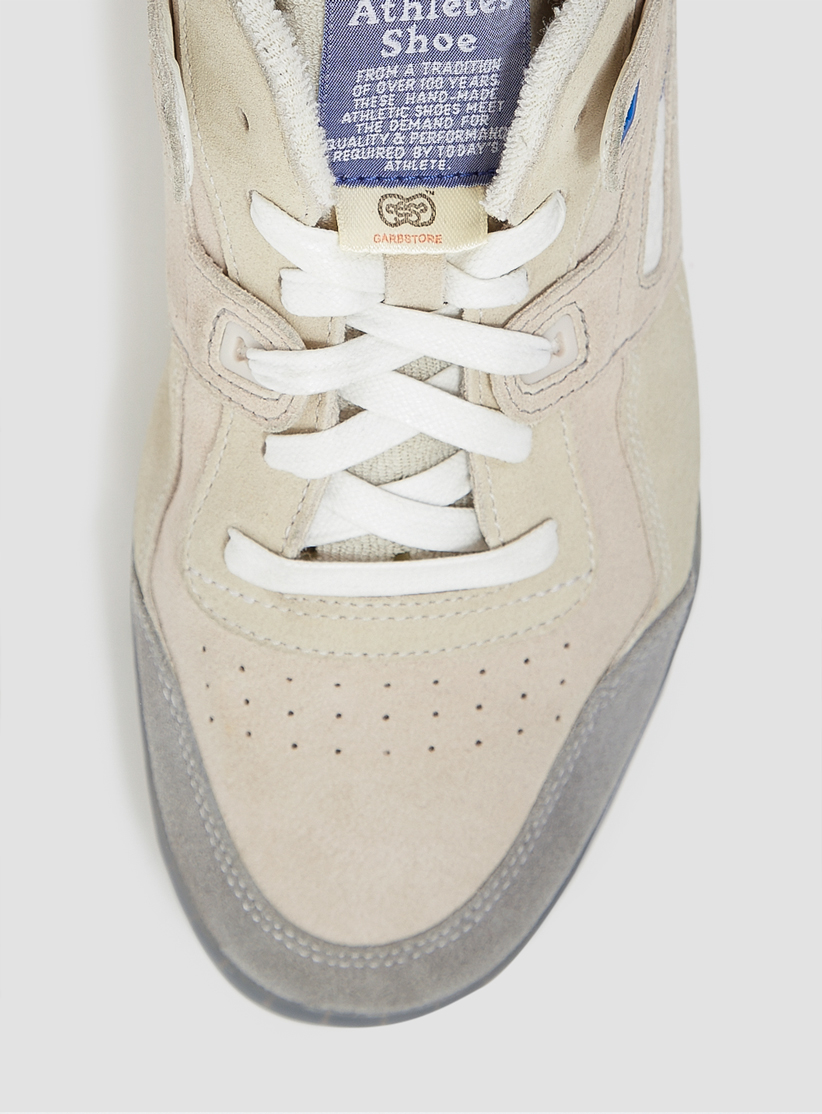 4711f07ef5dca0 Lyst - Reebok Workout Lo Plus Off White   Grey in White for Men