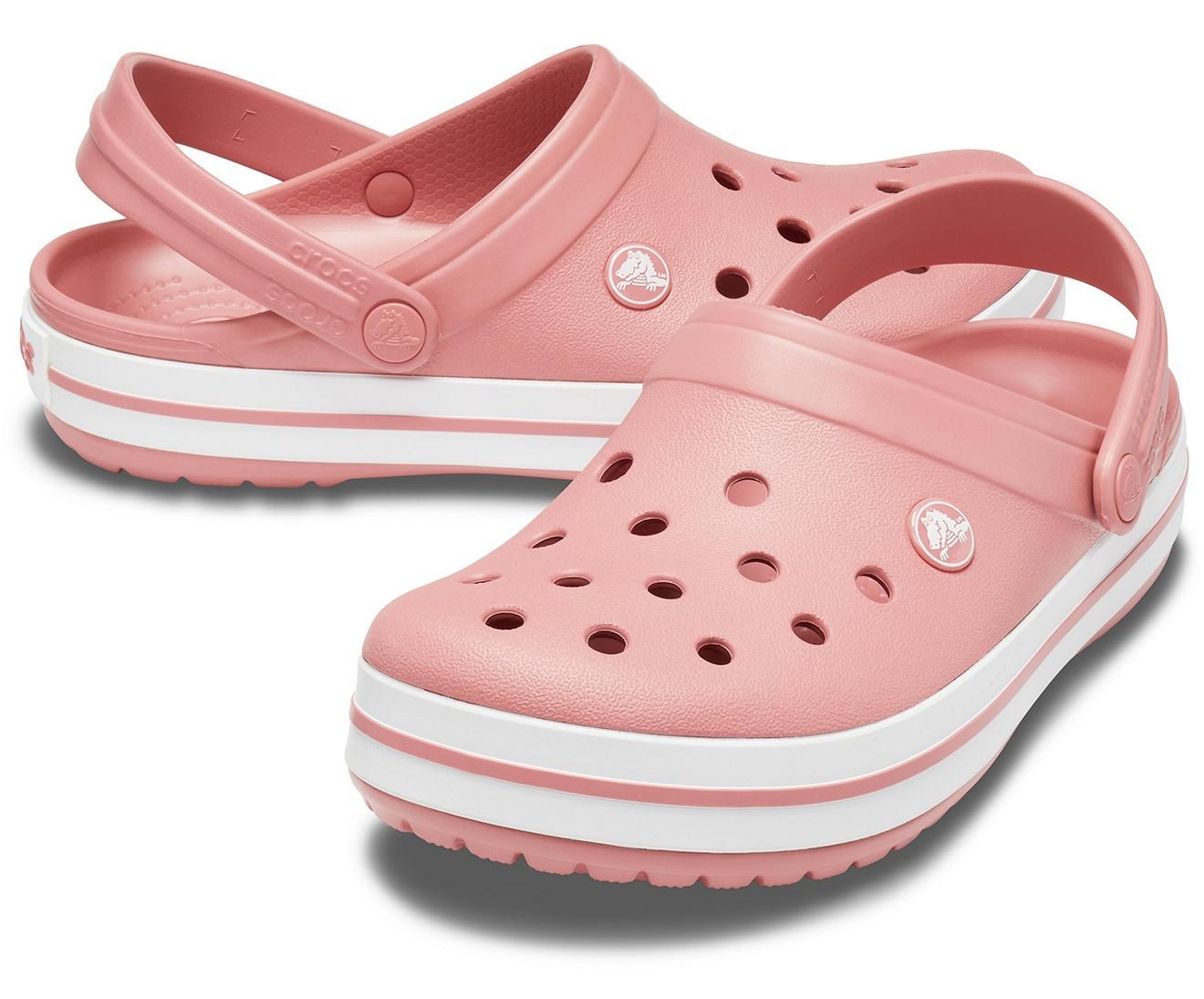 Crocs™ Blossom / White Crocband Clog