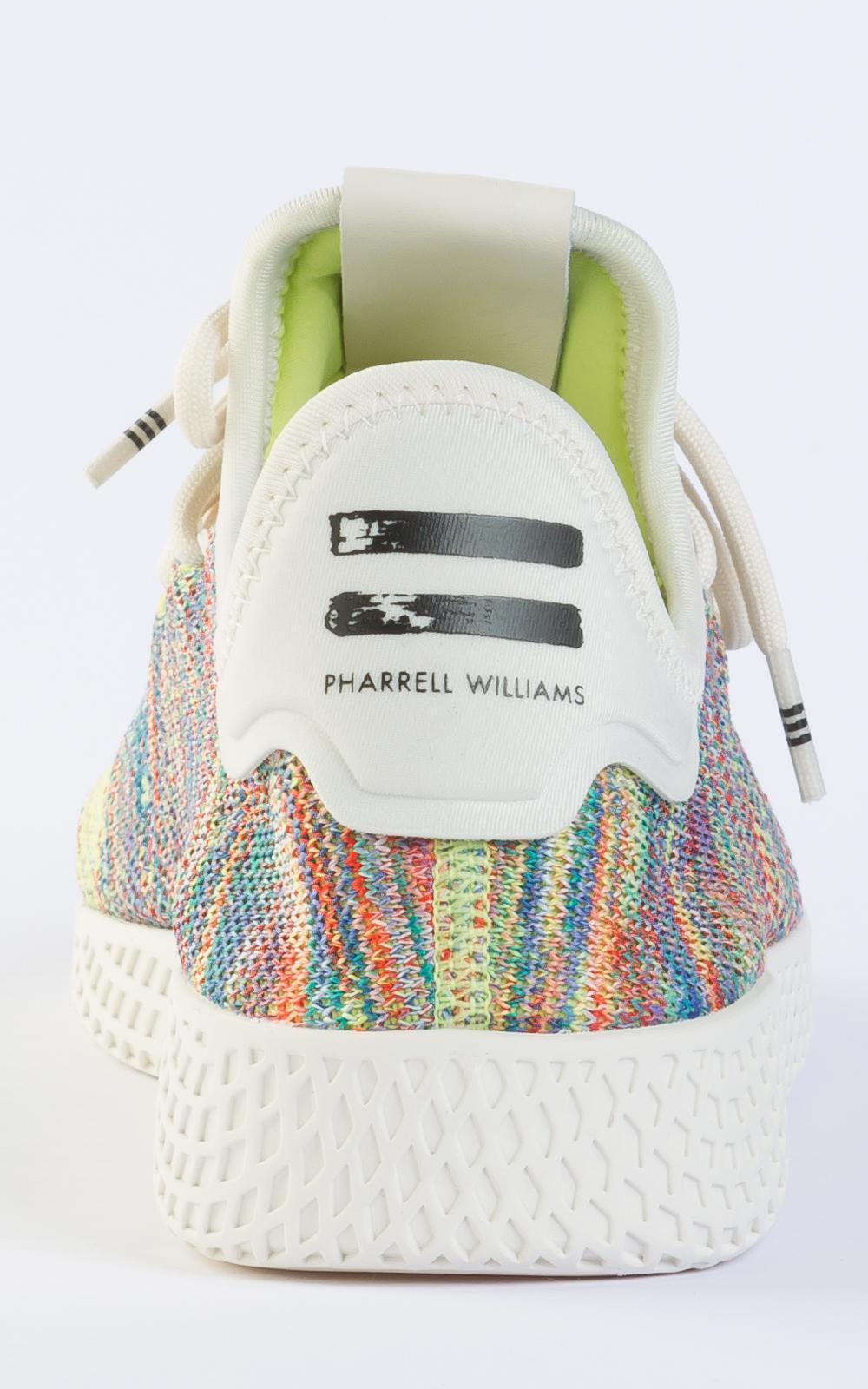 adidas Originals Rubber Adidas X Pharell Williams Tennis Hu Sneakers