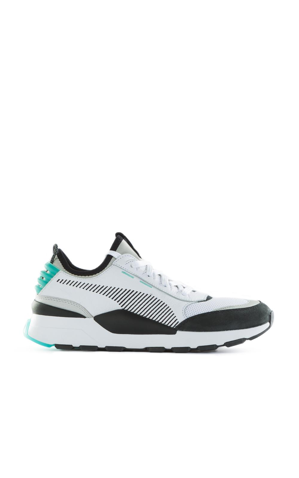 81d5f02883a3 Puma Rs-0 Re-invention White green in White for Men - Lyst