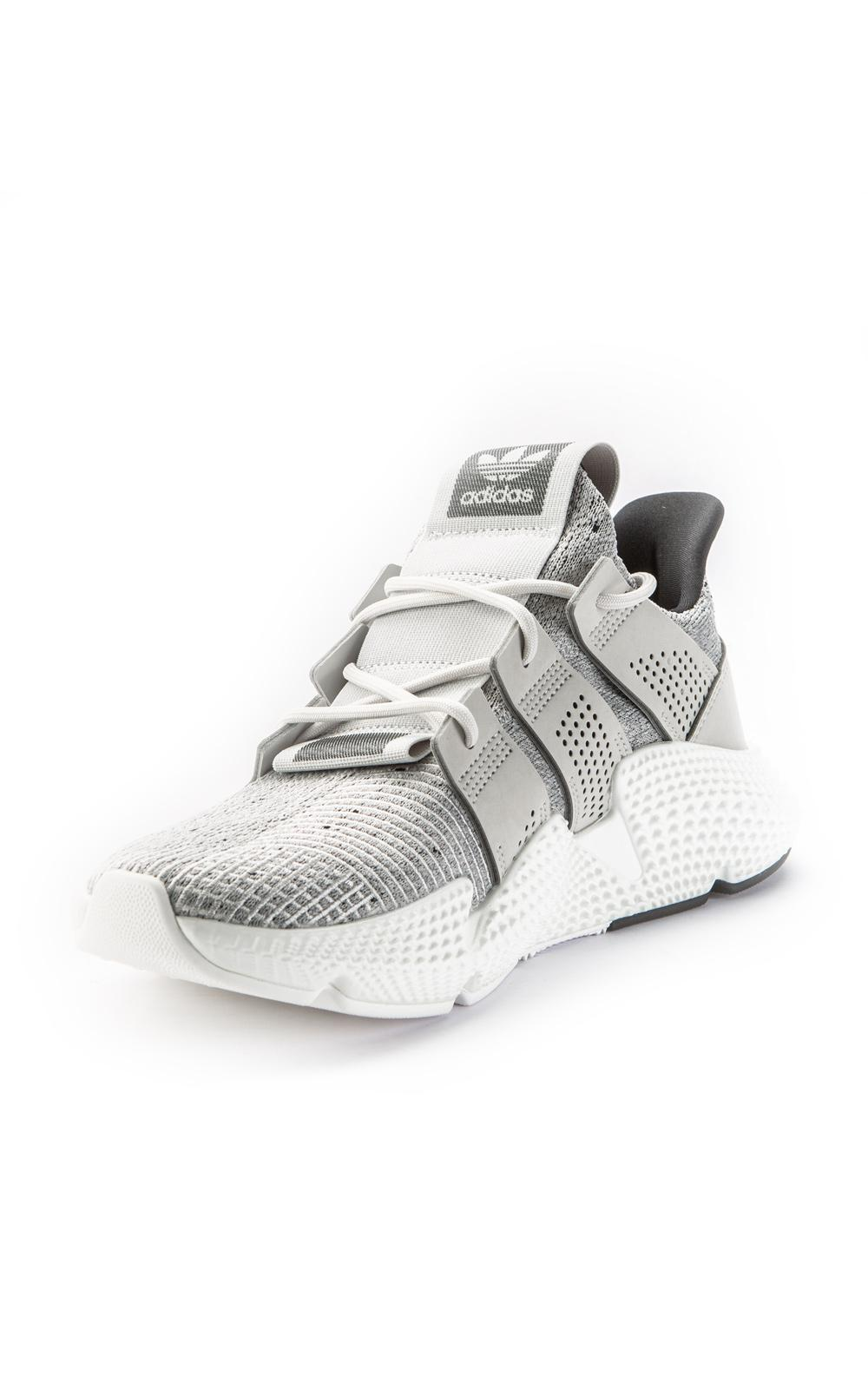 adidas Originals Leather Prophere Grey/black in Grey for Men