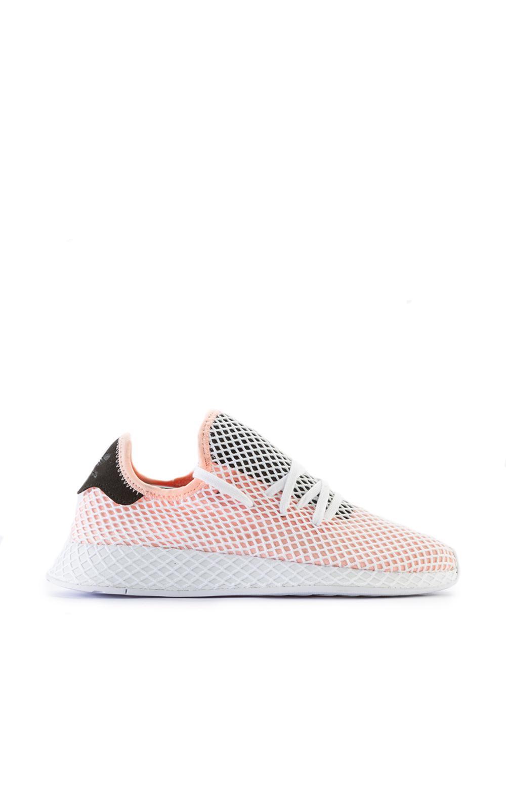 reputable site 42c5f c5446 adidas Originals Deerupt Runner Salmon for Men - Lyst