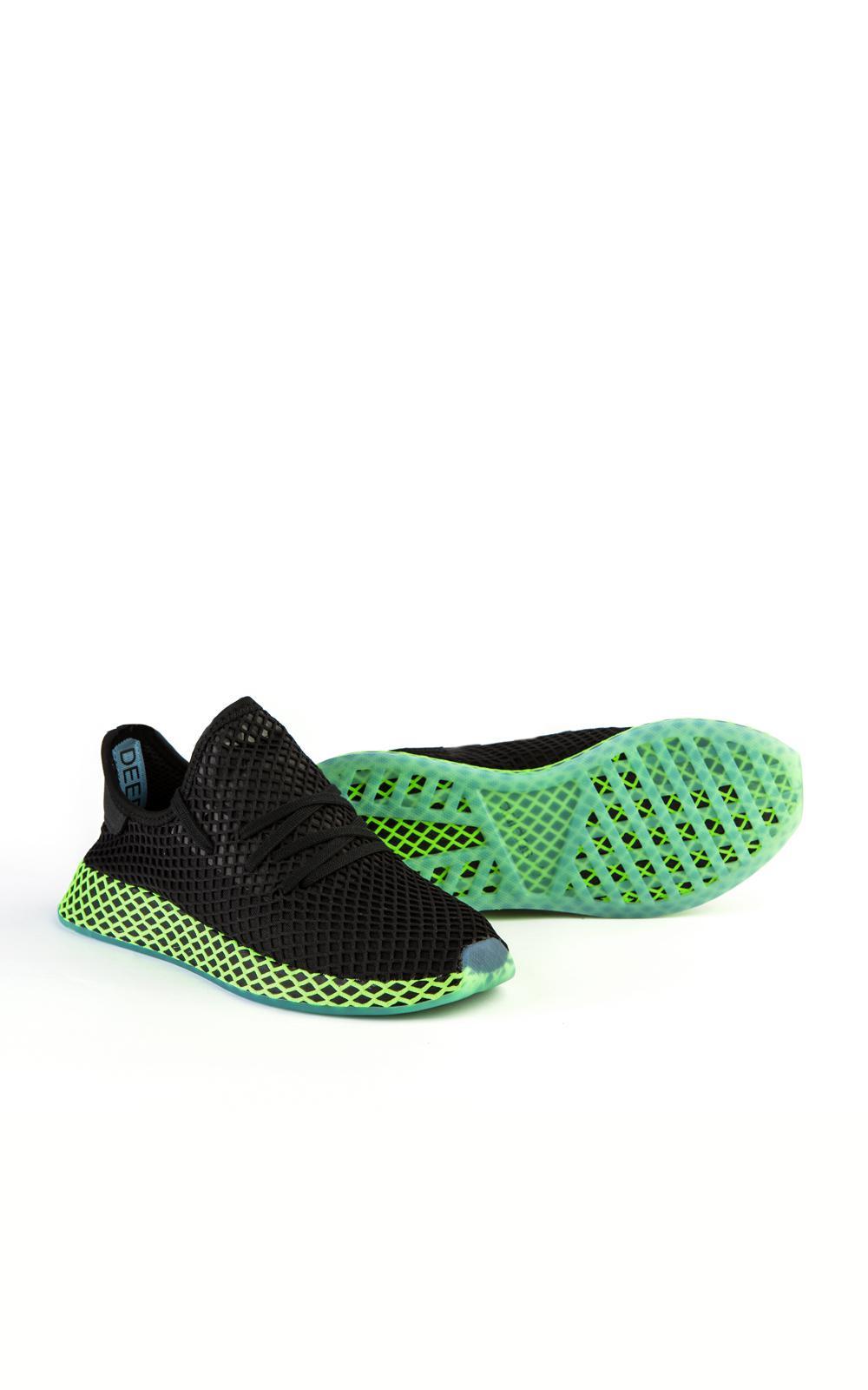 Deerupt Runner Black/green