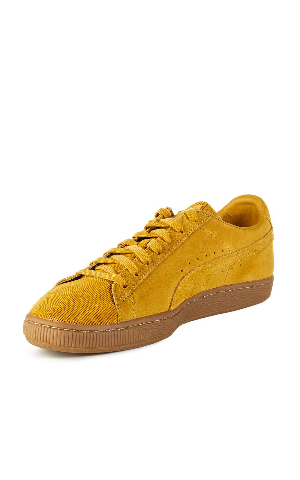 Lyst - PUMA Suede Classic Pincord brown in Brown for Men 17670fbe3