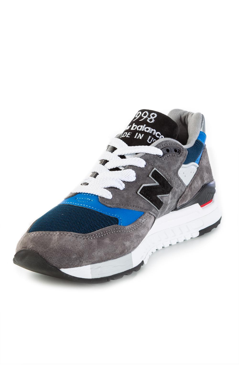 release date: f4049 957a4 New Balance Gray M998 Nf Grey/blue