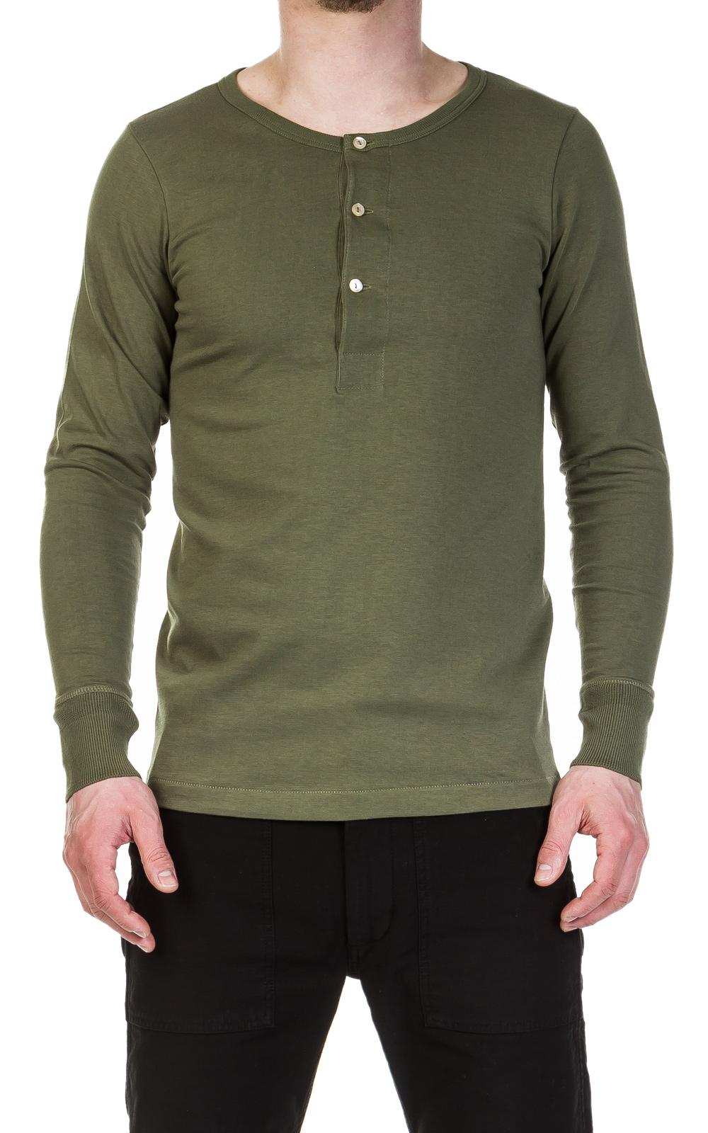57a8f71636e7f1 Merz B. Schwanen 206 Button Facing 1/1 Army in Green for Men - Save ...