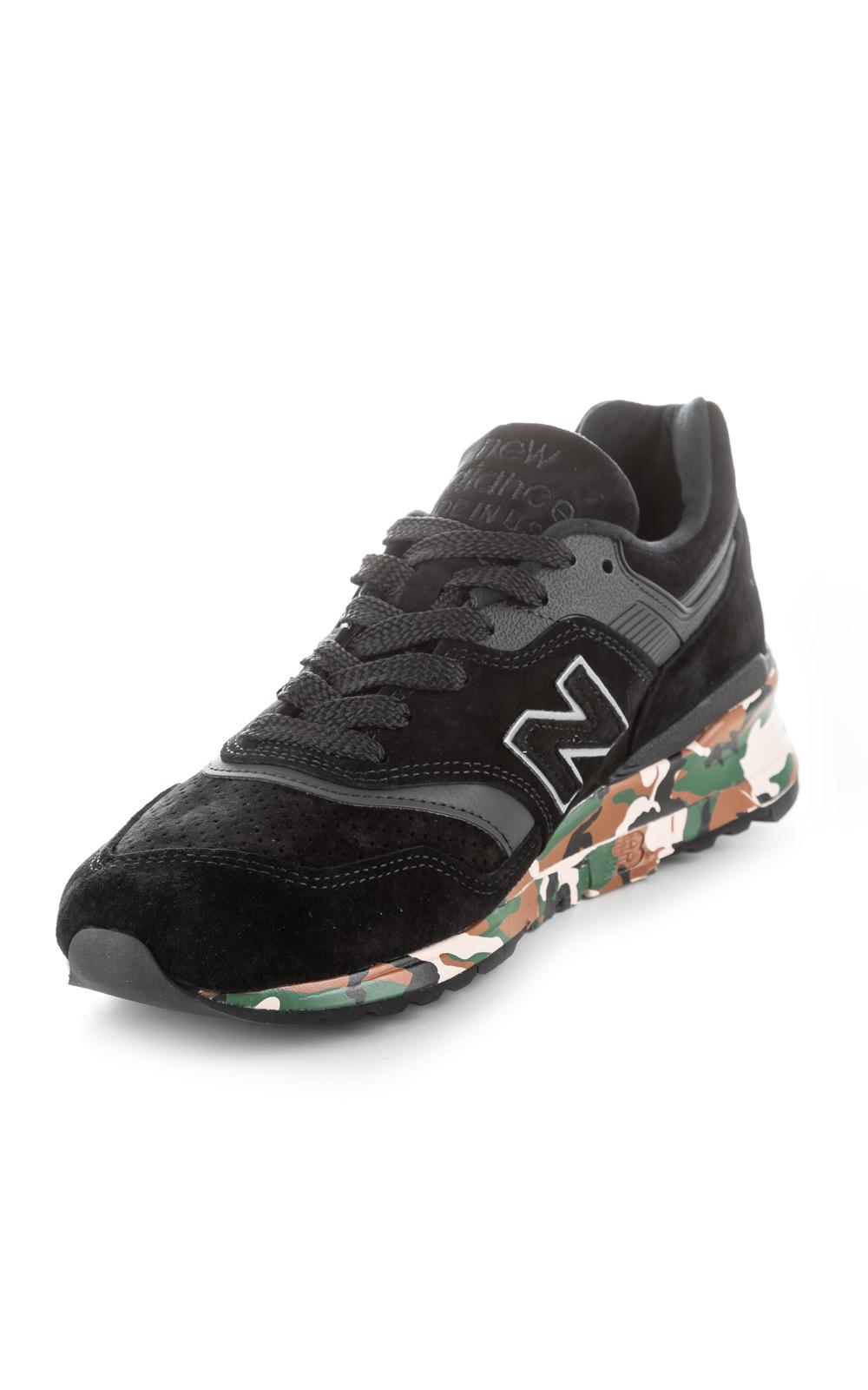 New Balance Leather M997 Cmo Black Quot Made In Usa Quot For Men