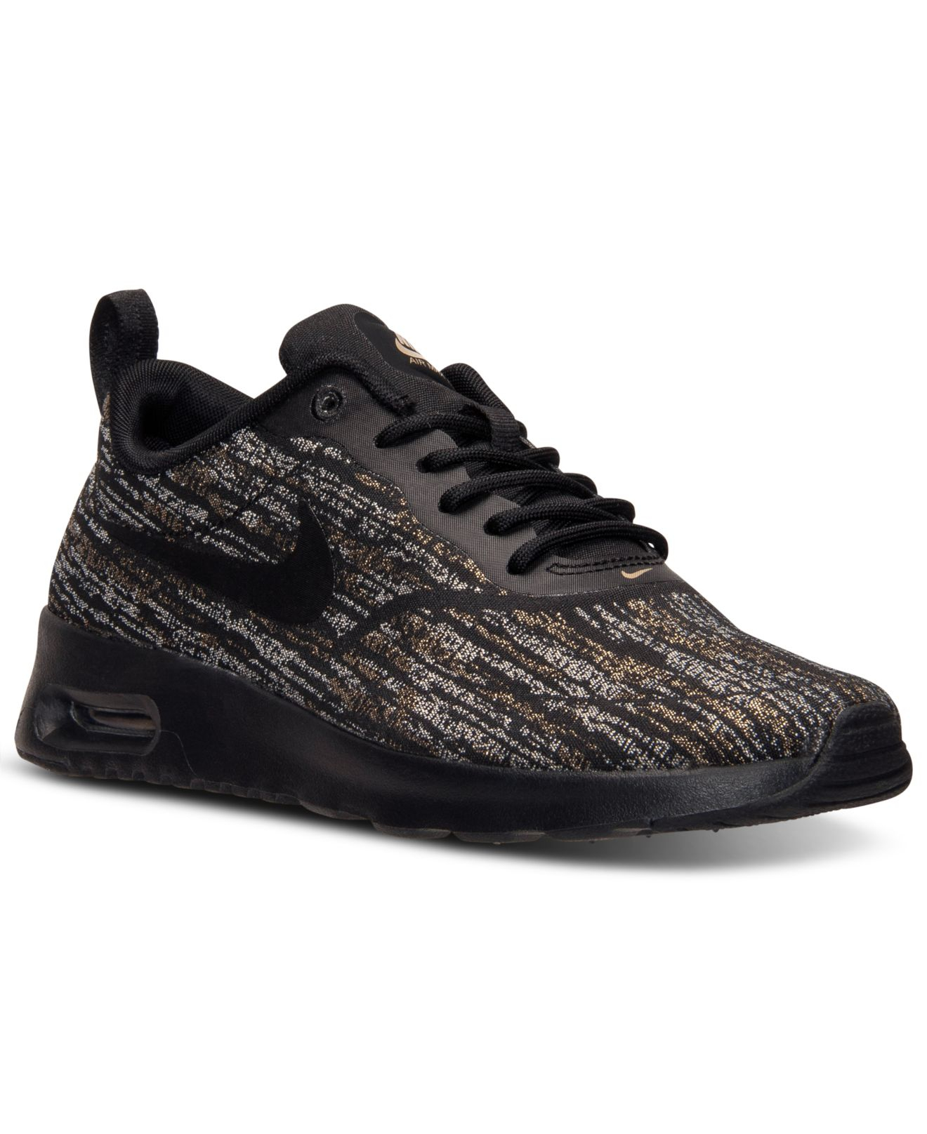 nike women 39 s air max thea jcrd running sneakers from. Black Bedroom Furniture Sets. Home Design Ideas