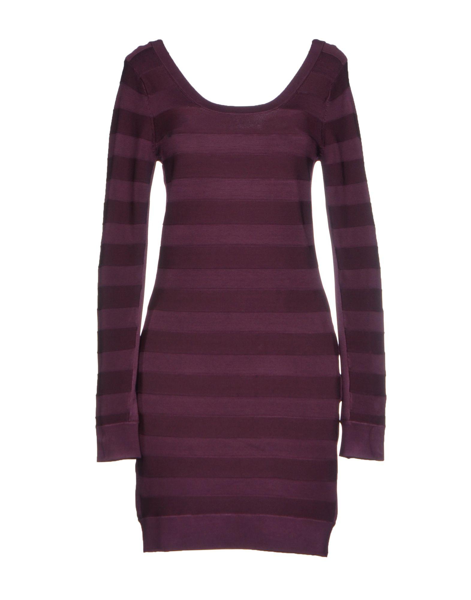 connection dress in purple purple lyst