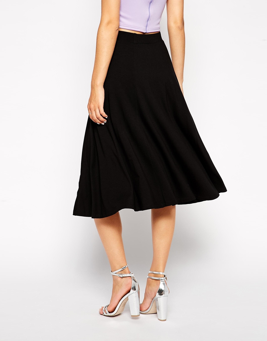 Shop black leather skirt at Neiman Marcus, where you will find free shipping on the latest in fashion from top designers.