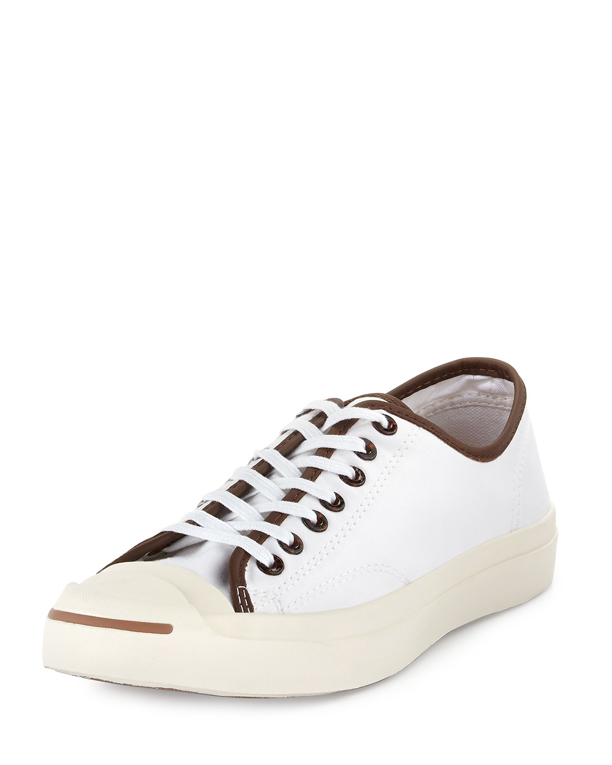 73fc120a9d78 Converse Jack Purcell Low-Profile Tortoise Sneaker in White for Men ...
