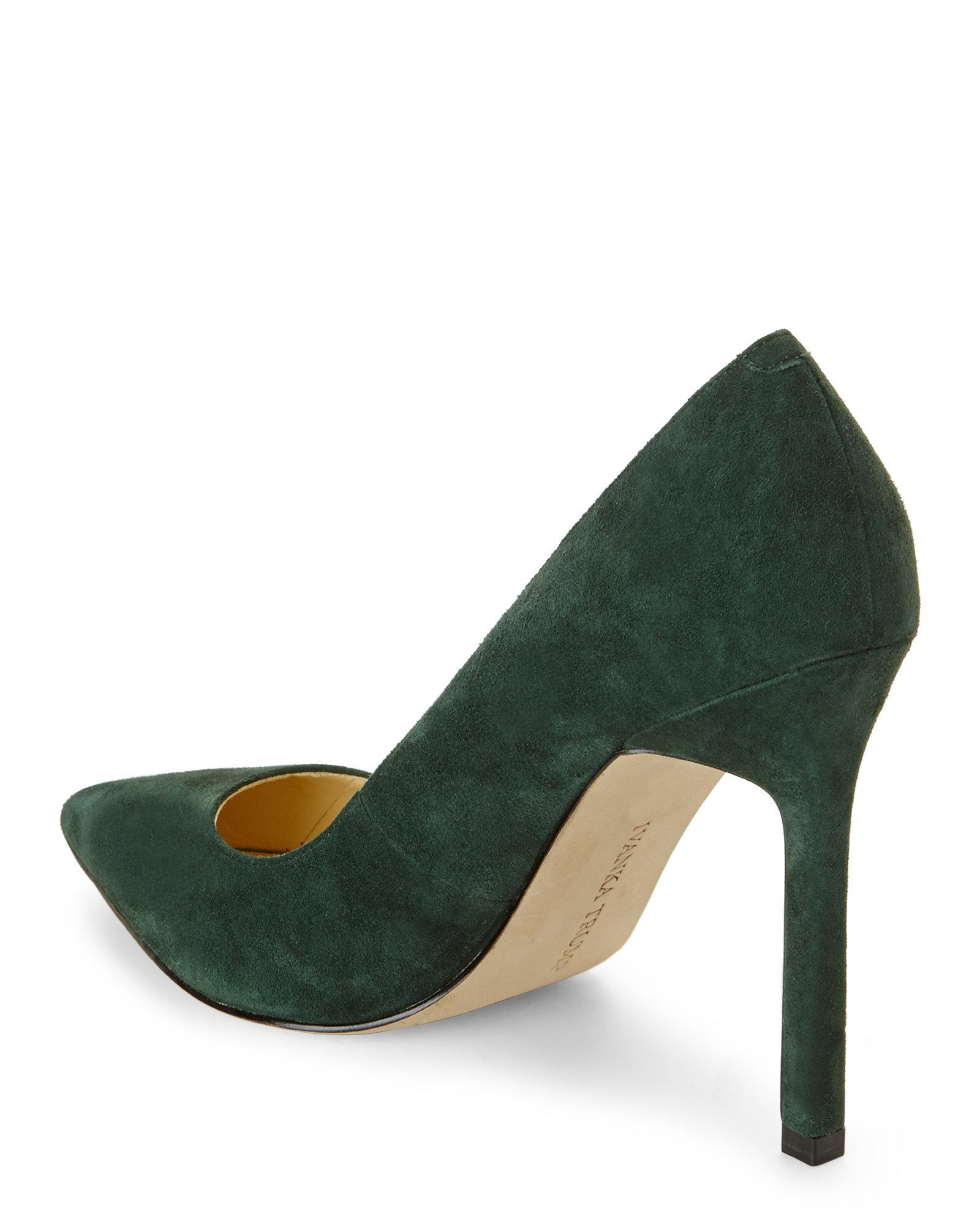 emerald green suede heels buy 7f854 dbaed