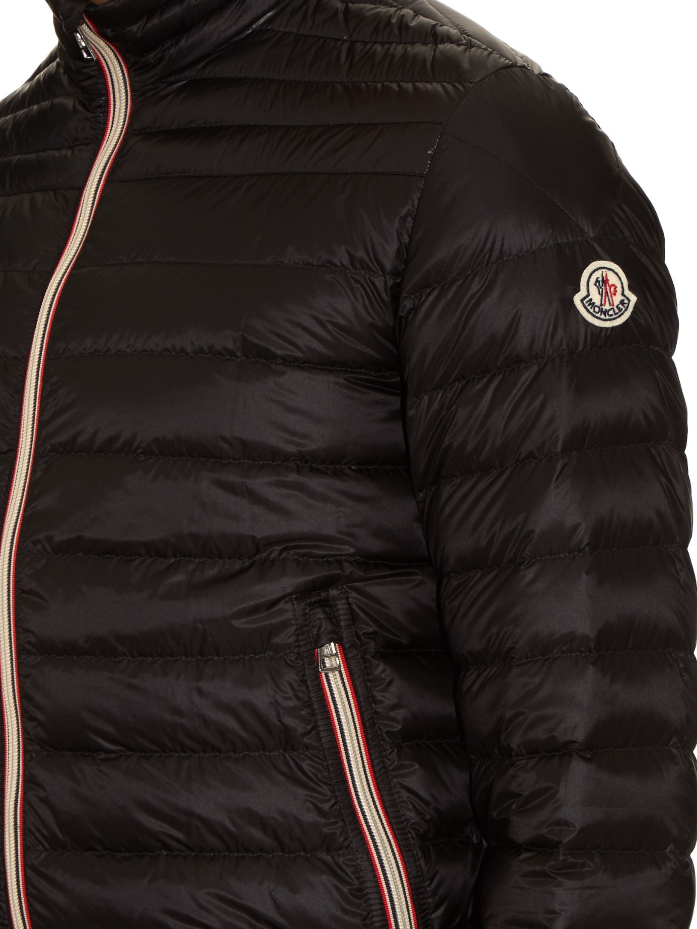 moncler daniel jacket black