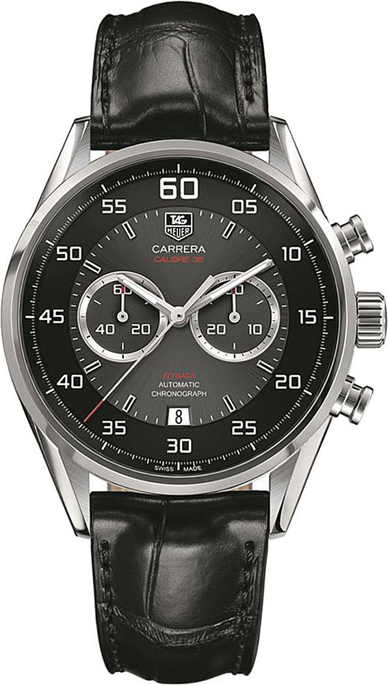 Watches For Men Tag Heuer Black