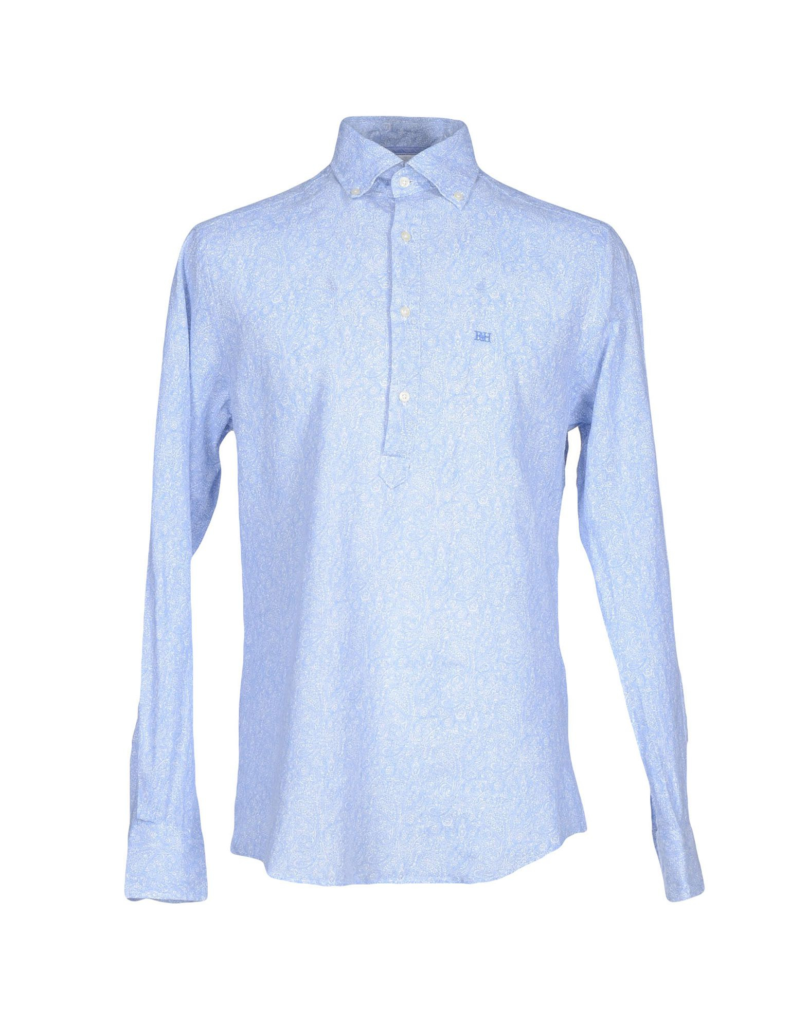 Mens Casual Shirt Pedro del Hierro For Sale Very Cheap Really Sale Online YnuT0