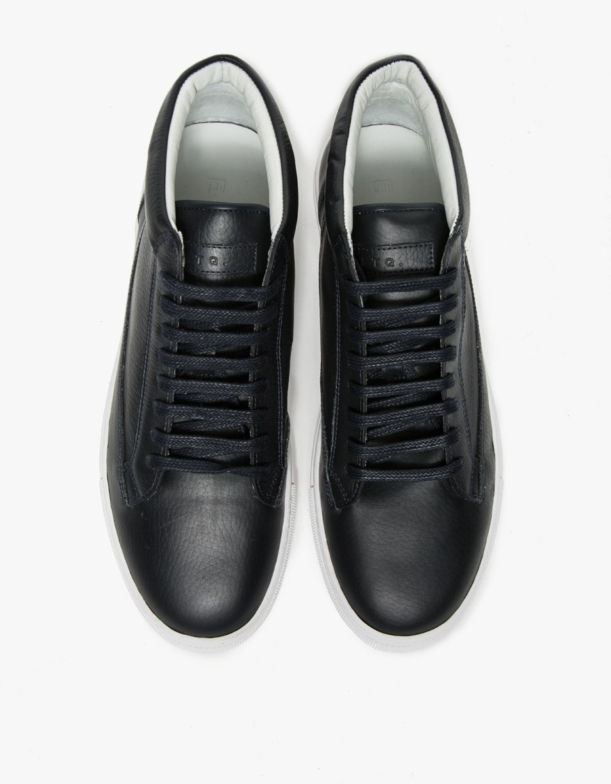 Lyst etq amsterdam mid 1 in blueberry in blue for men for Amsterdam products