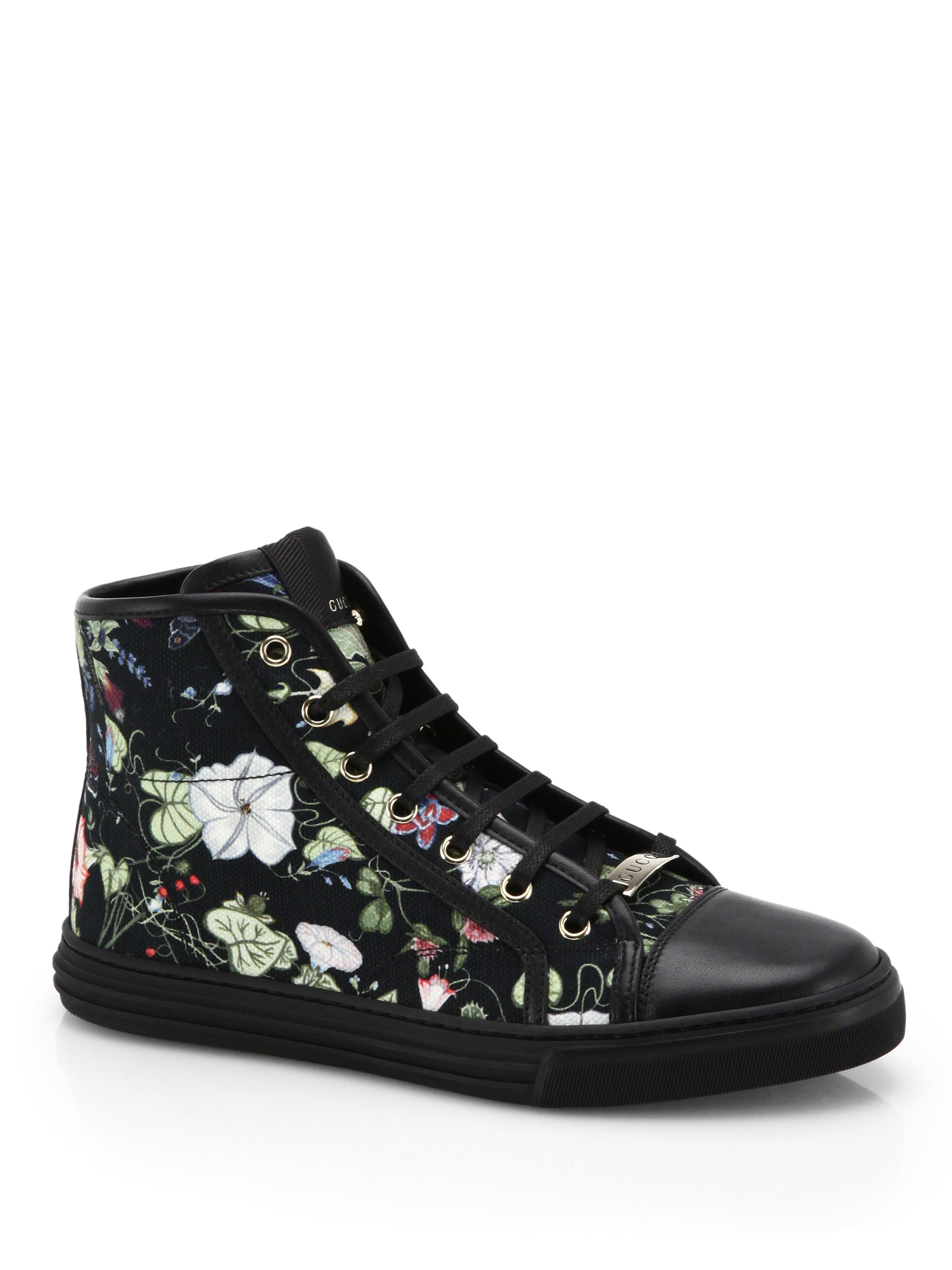Gucci Sneaker Floral