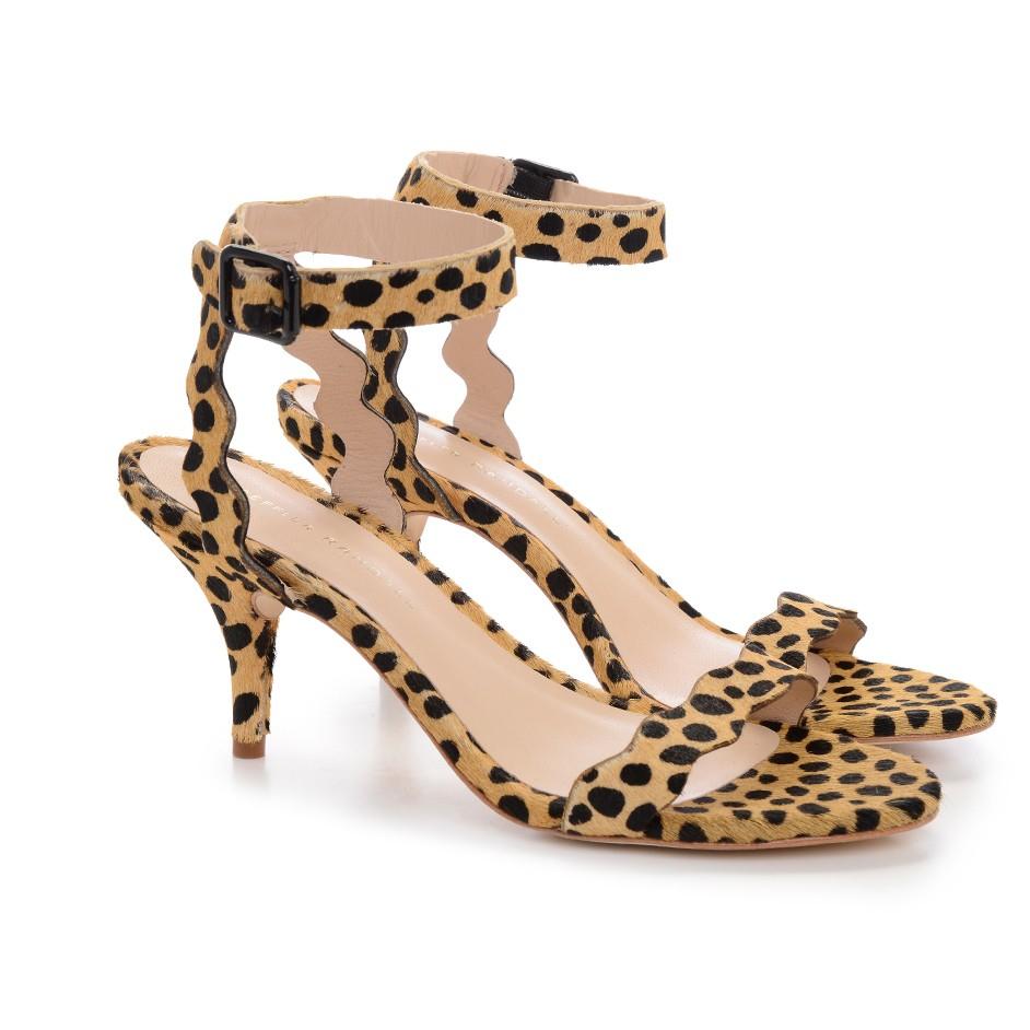 Cheetah Kitten Heels