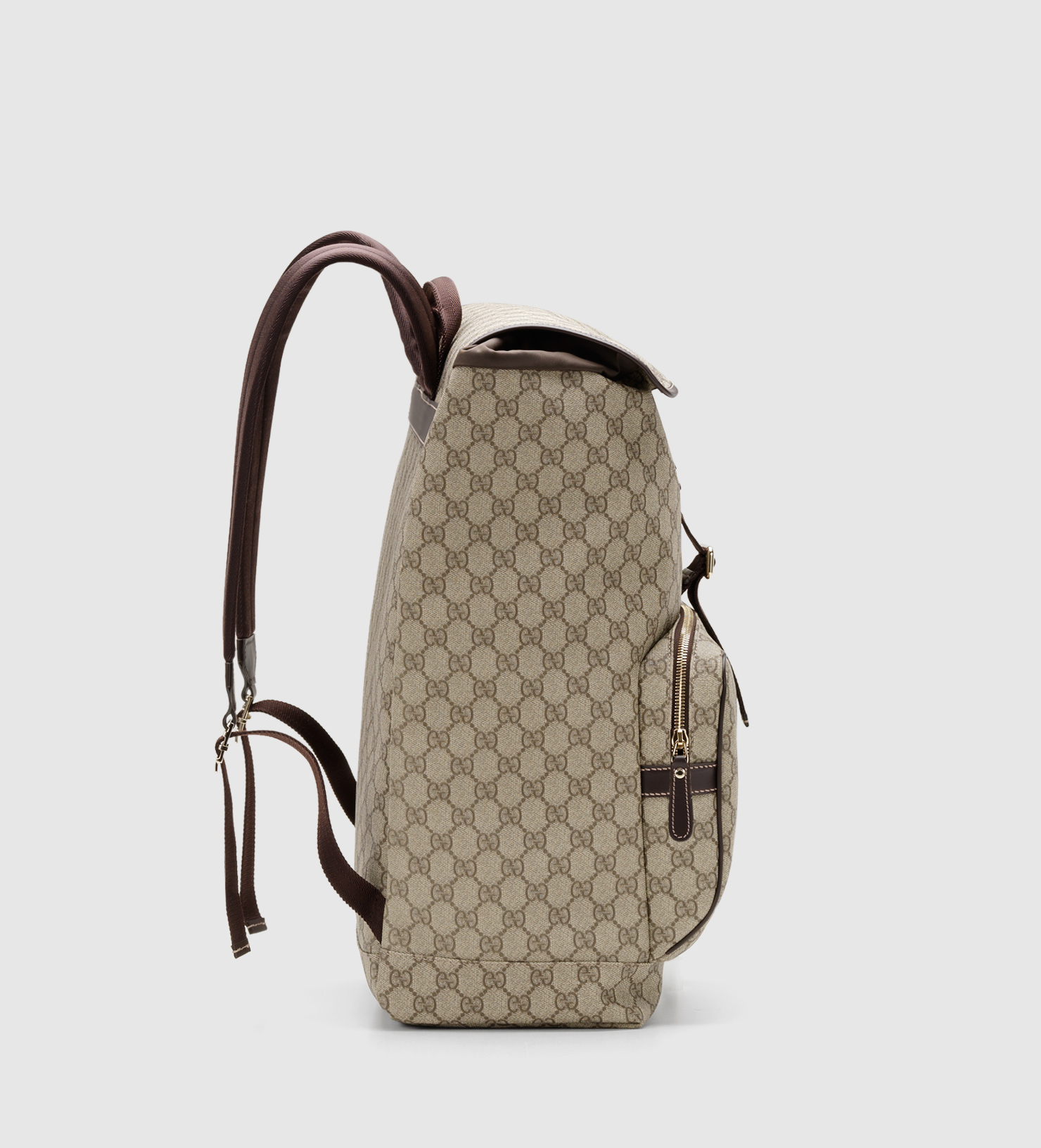 3026ce2da5cf Gucci Gg Plus Backpack in Natural - Lyst