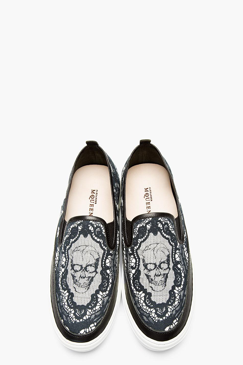Skull Shoes Canada