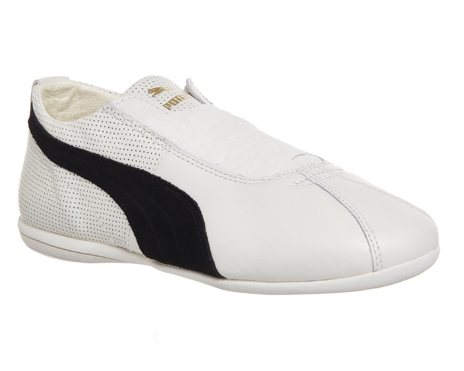 PUMA Eskiva Low in White for Men - Lyst