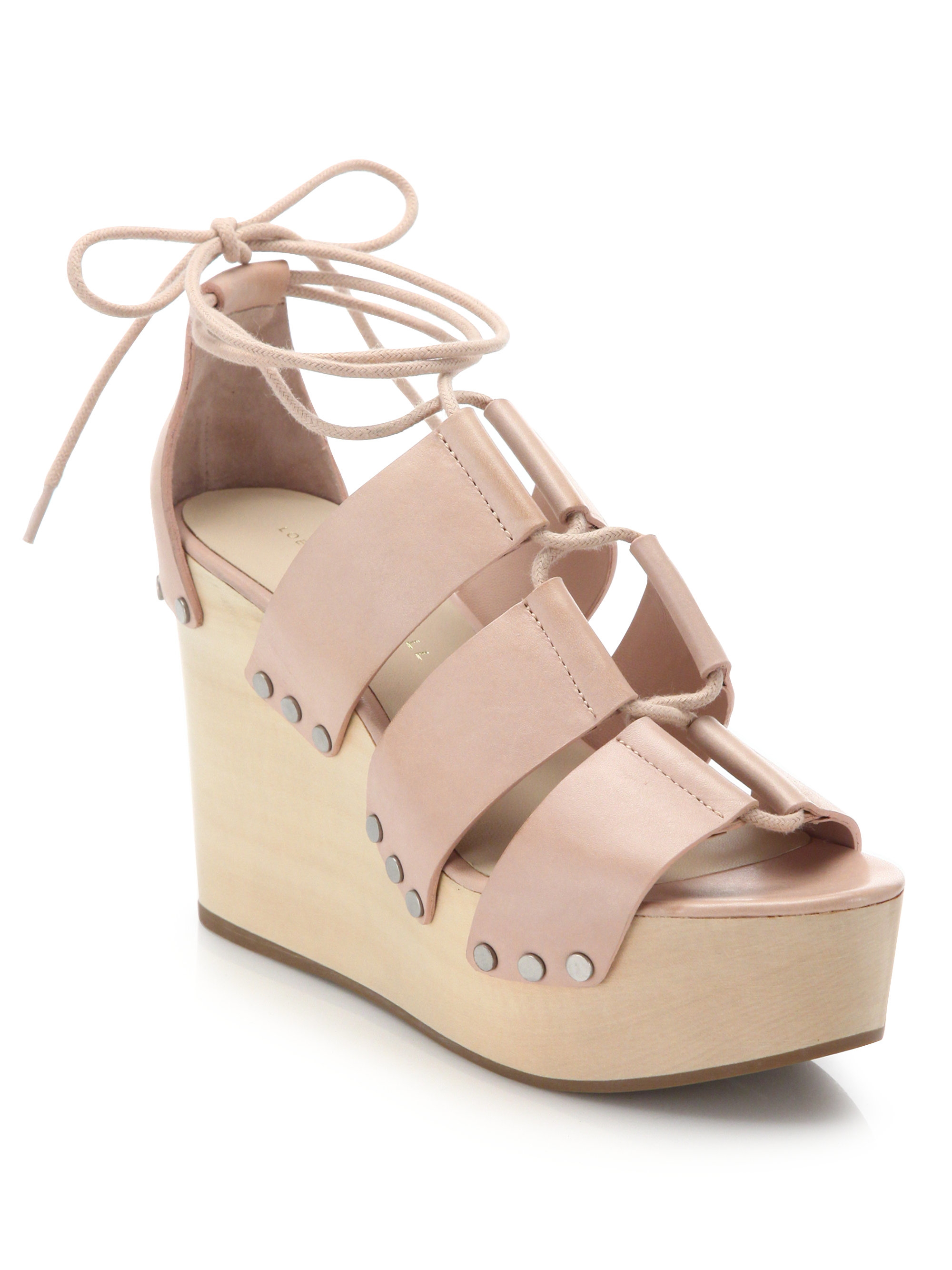 Loeffler Randall Metallic Leather Platform Sandals outlet 2014 new fashion Style for sale release dates cheap price buy cheap extremely HFv8JN