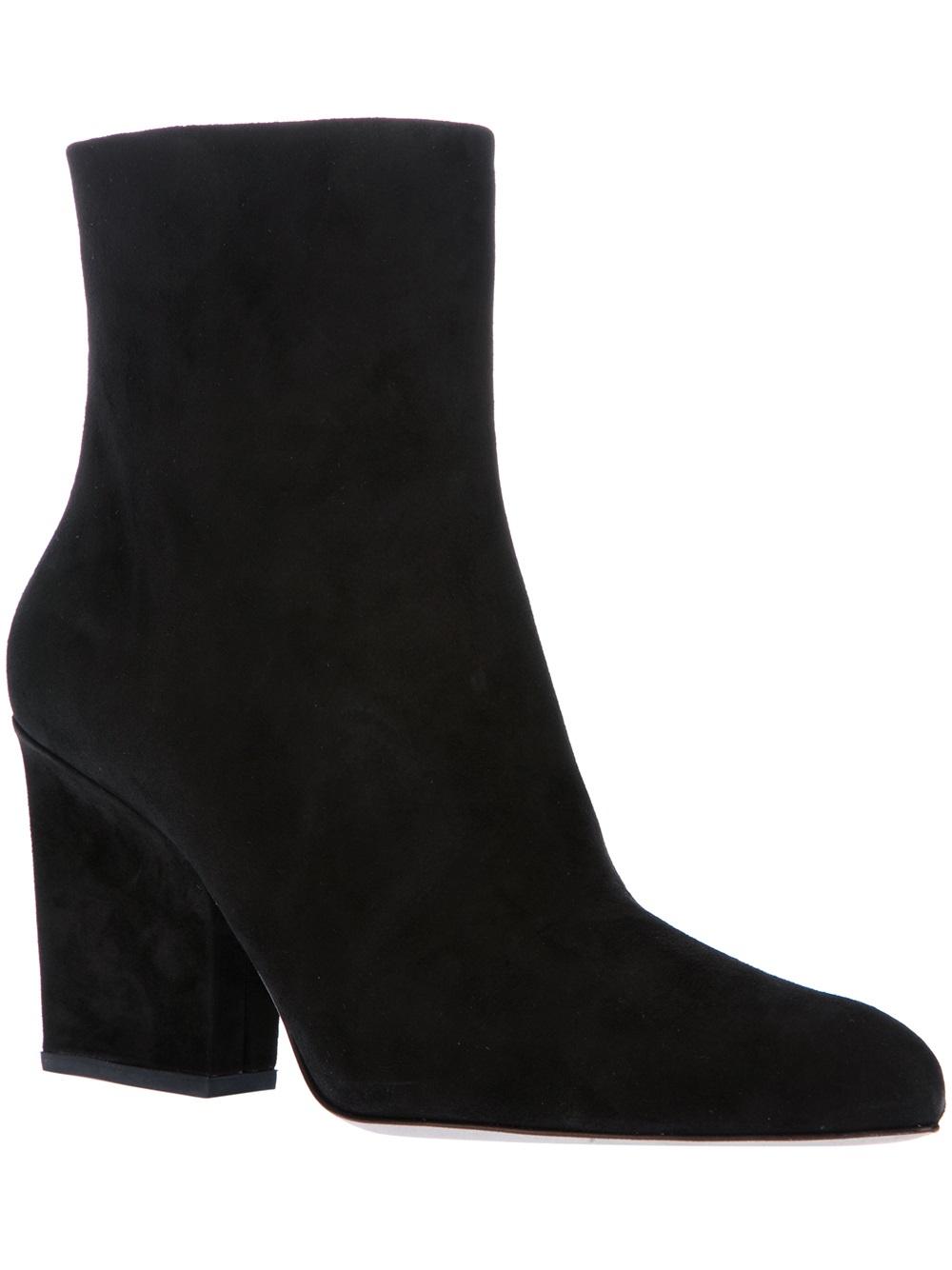 303f0b2e43e5 Lyst - Alexander Wang Sunniva Ankle Boot in Black
