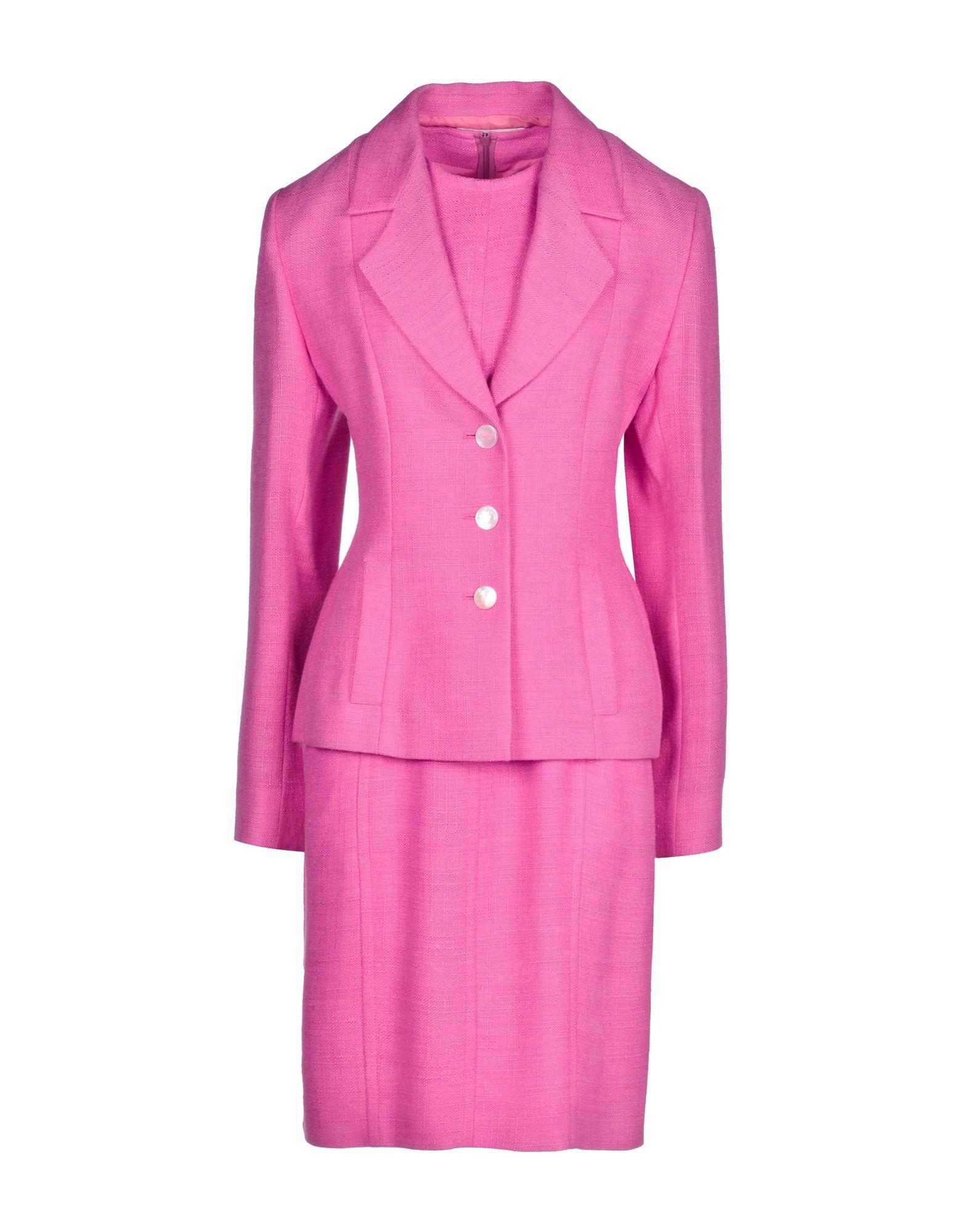 lyst yohji yamamoto womens suit in purple