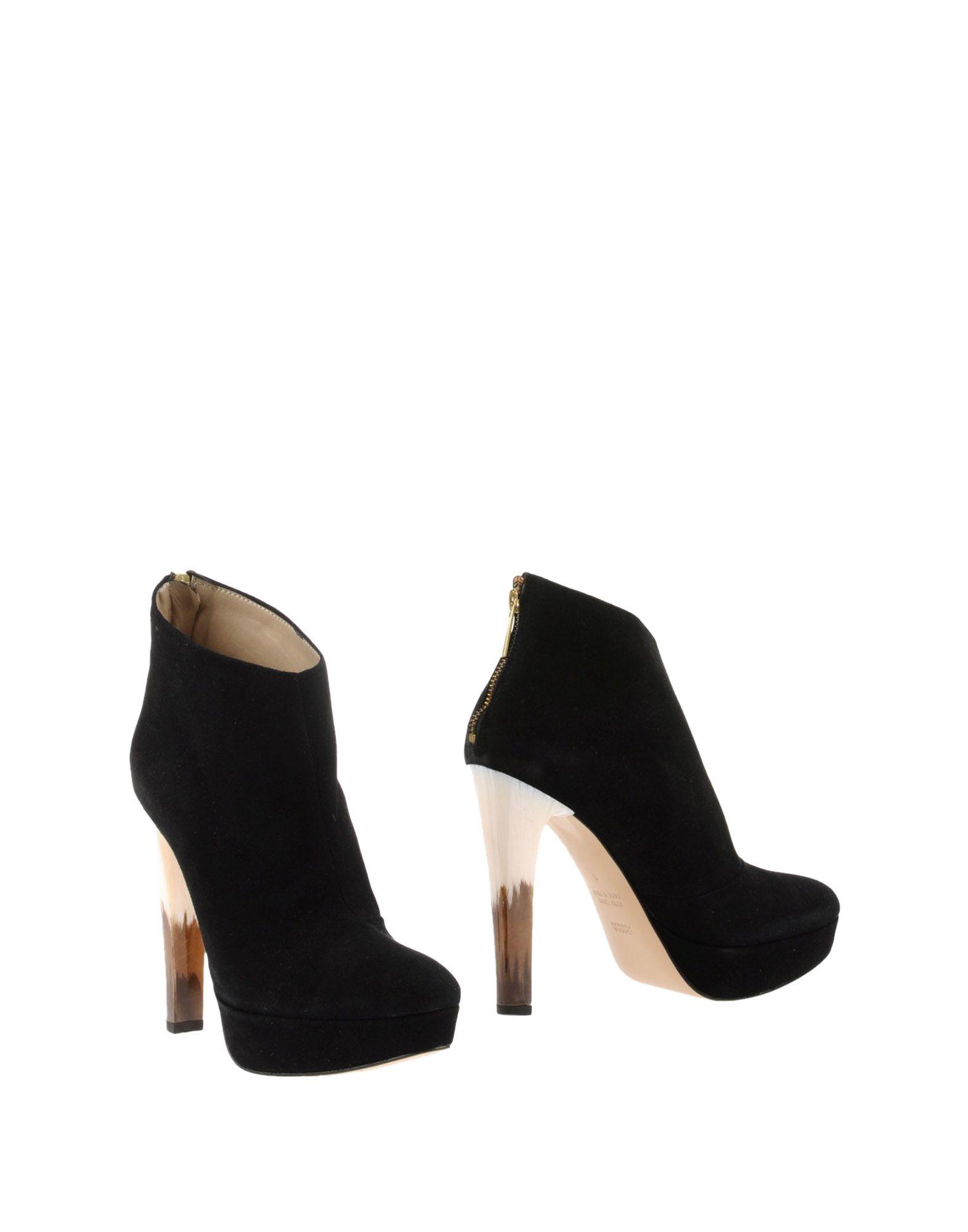 chiara ferragni shoe boots in black lyst. Black Bedroom Furniture Sets. Home Design Ideas