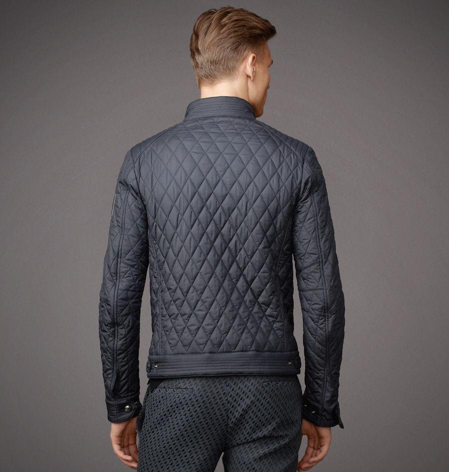 5af7bb680f belstaff streetmaster jacket with waistcoat black | Sheffield Senators