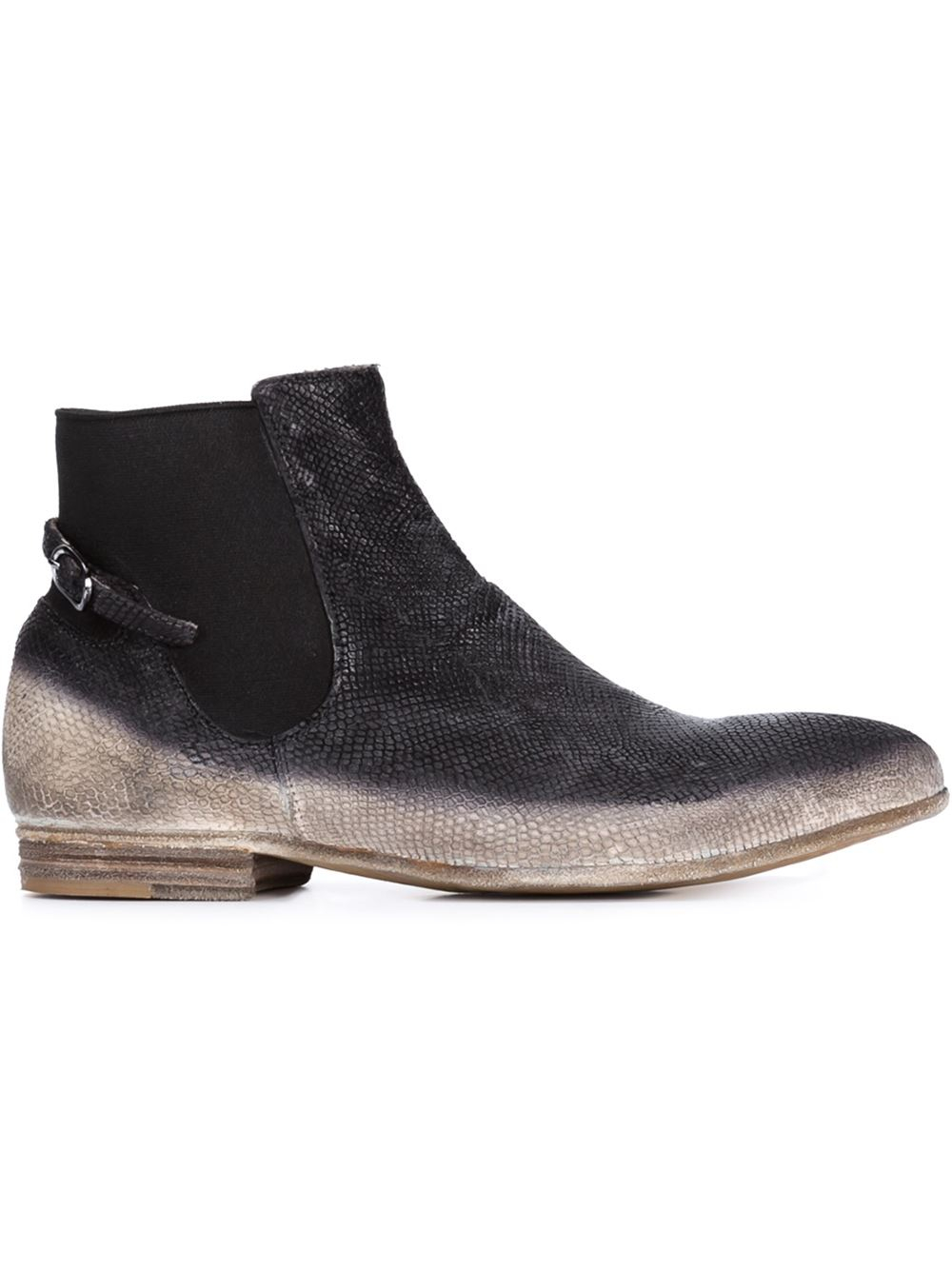 Excellent Officine Creative Doillon Boots In Brown | Lyst