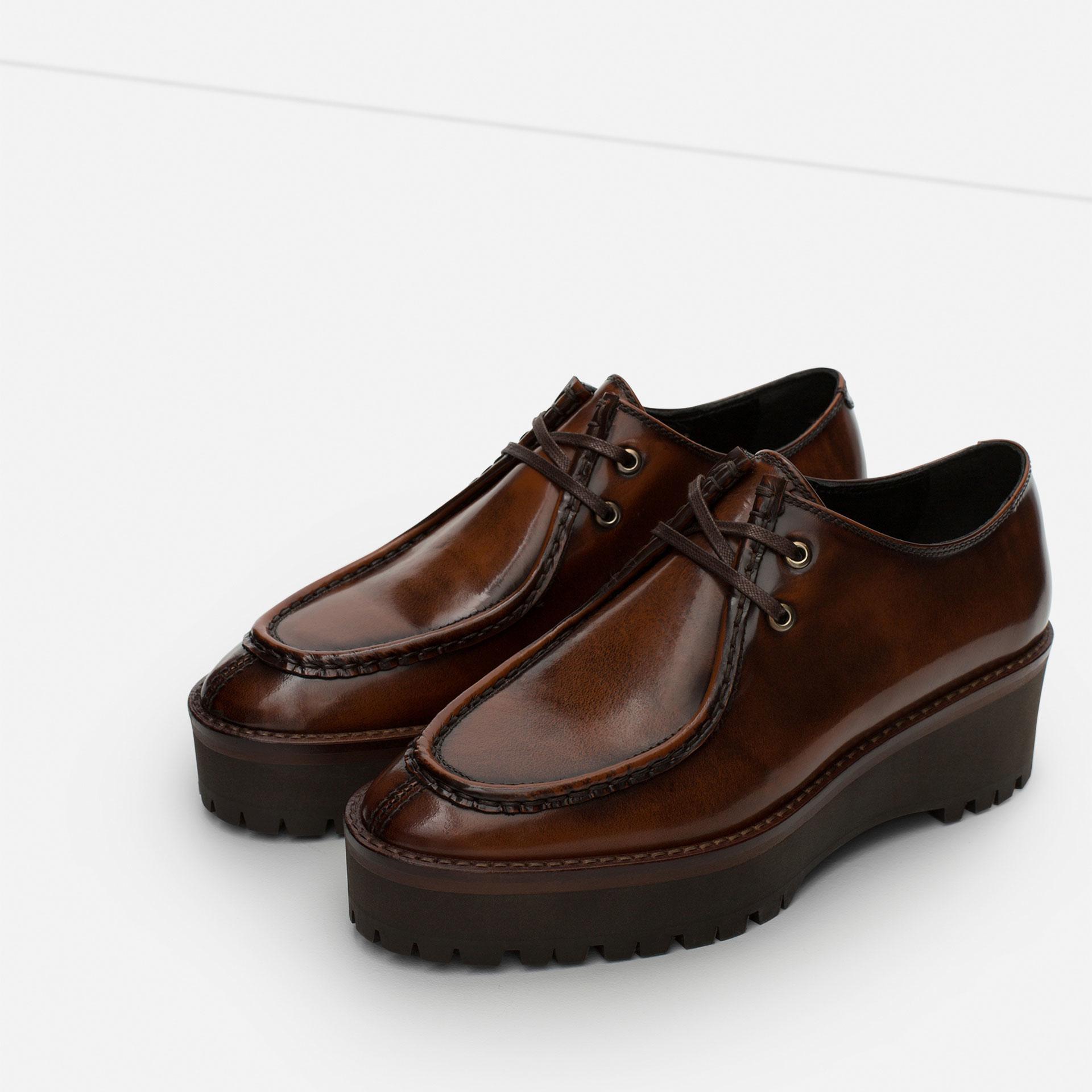 Flat Platform Heels