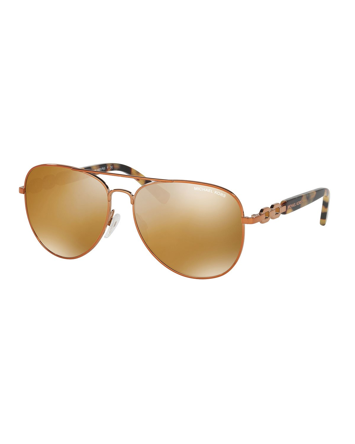 Rose Gold On Black Mirrored Sunglasses Restocked! This listing is for a pair of Cat Eye aviator sunshades. The color is more of a pewterish hereuloadu5.ga true to the pictures.