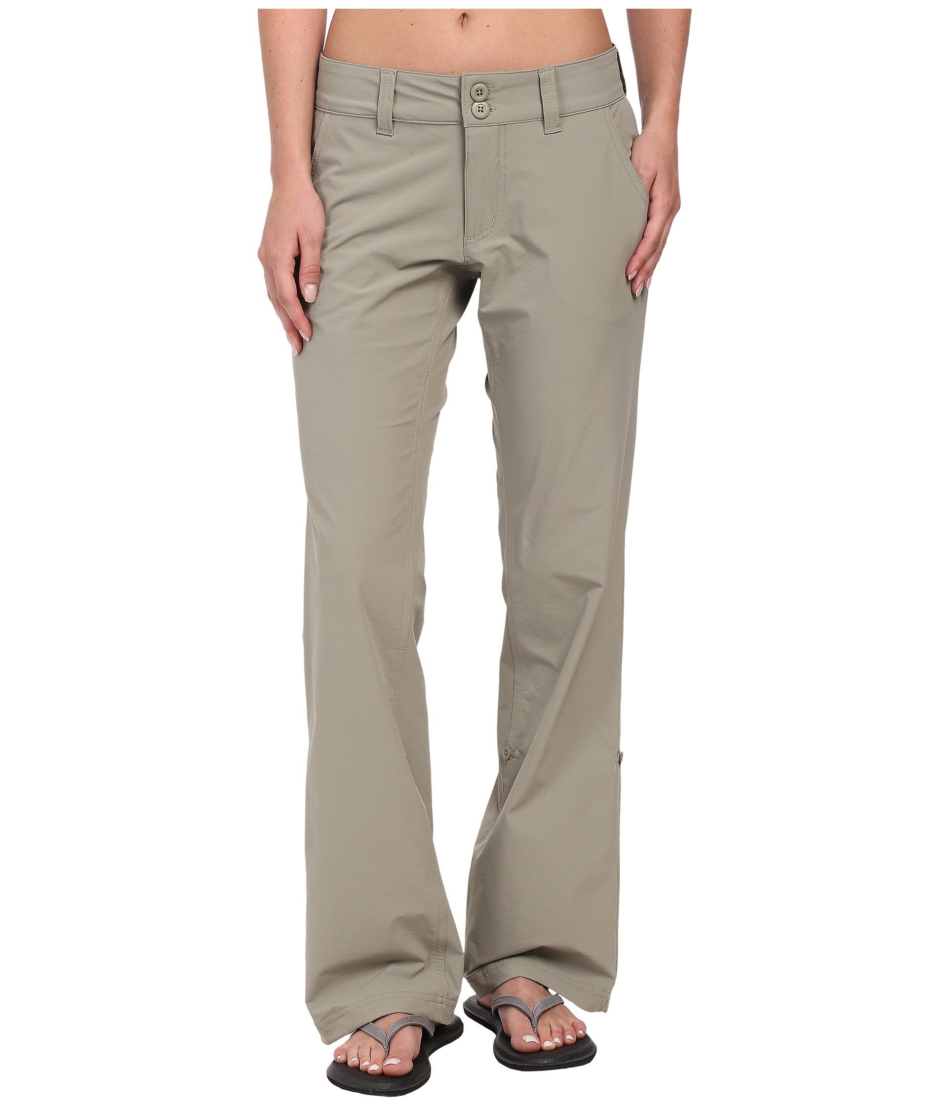Original Women39s Pants Dickies Flat Front Comfort Waist Pant FP325 Navy Khaki