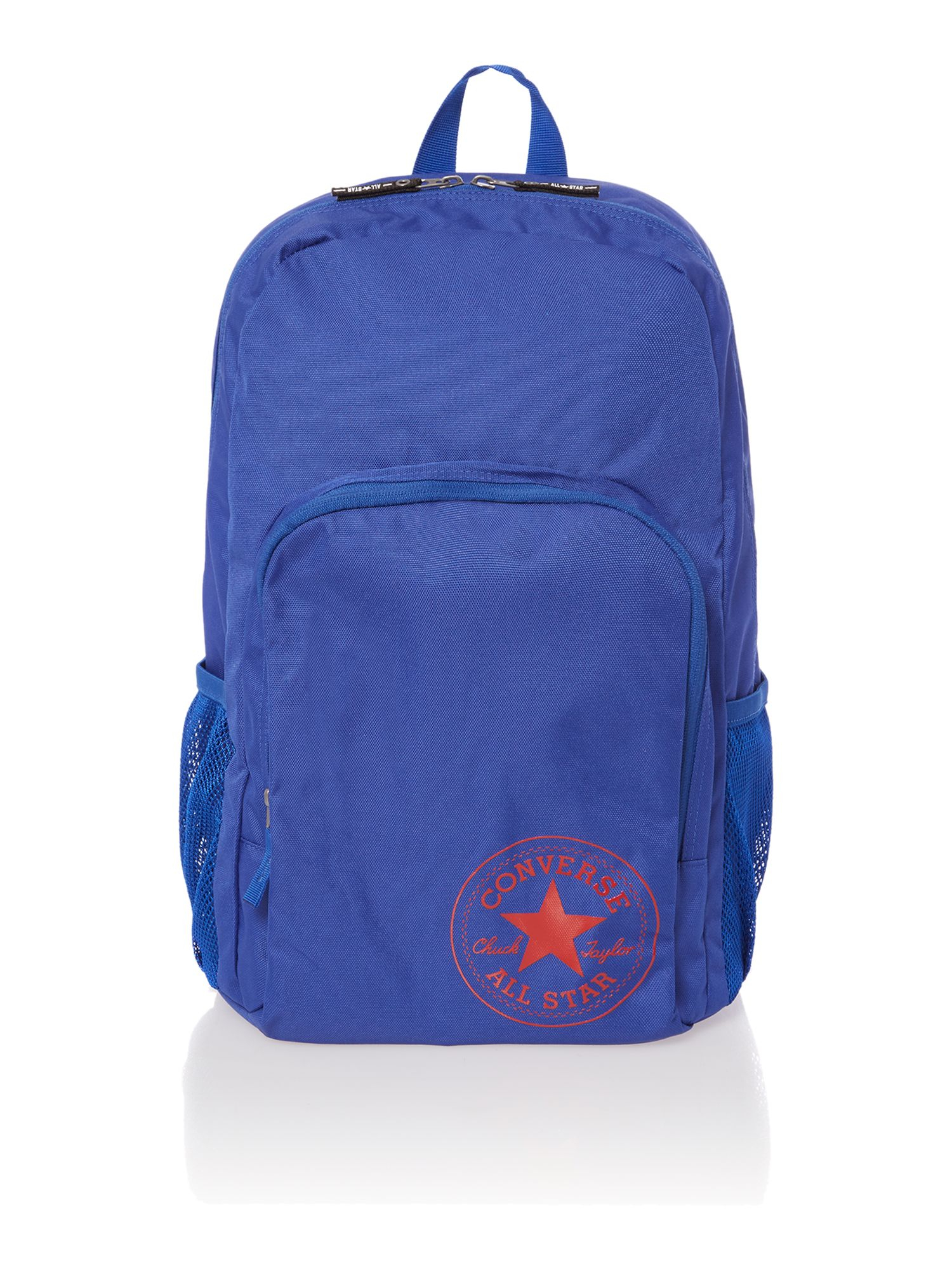 Lyst - Converse All in Two Backpack in Blue for Men dbb2729107d2a