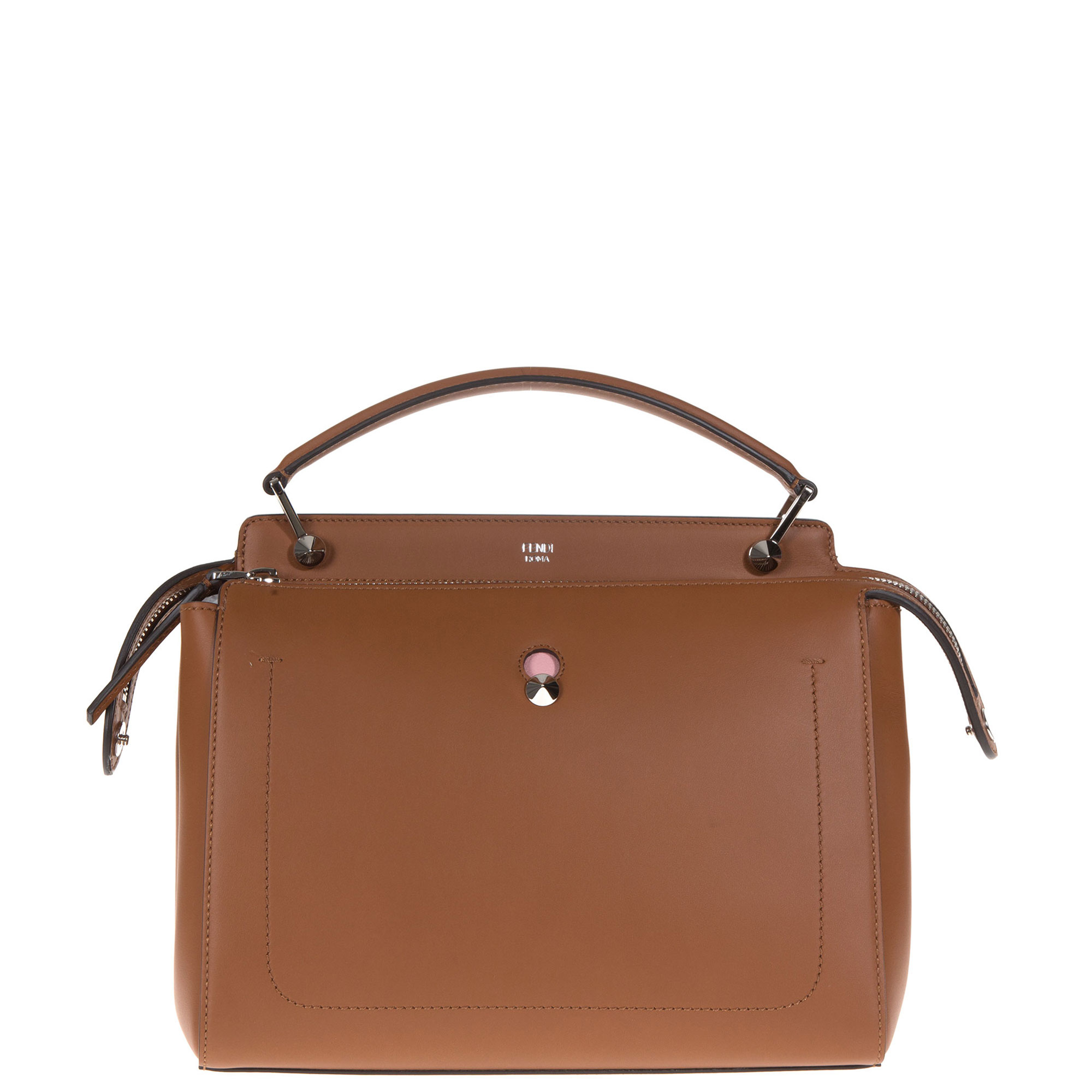 ... shoulder bag 5b2b7 48487 purchase lyst fendi dotcom bag in brown 7620f  def2c ... 96408c2804