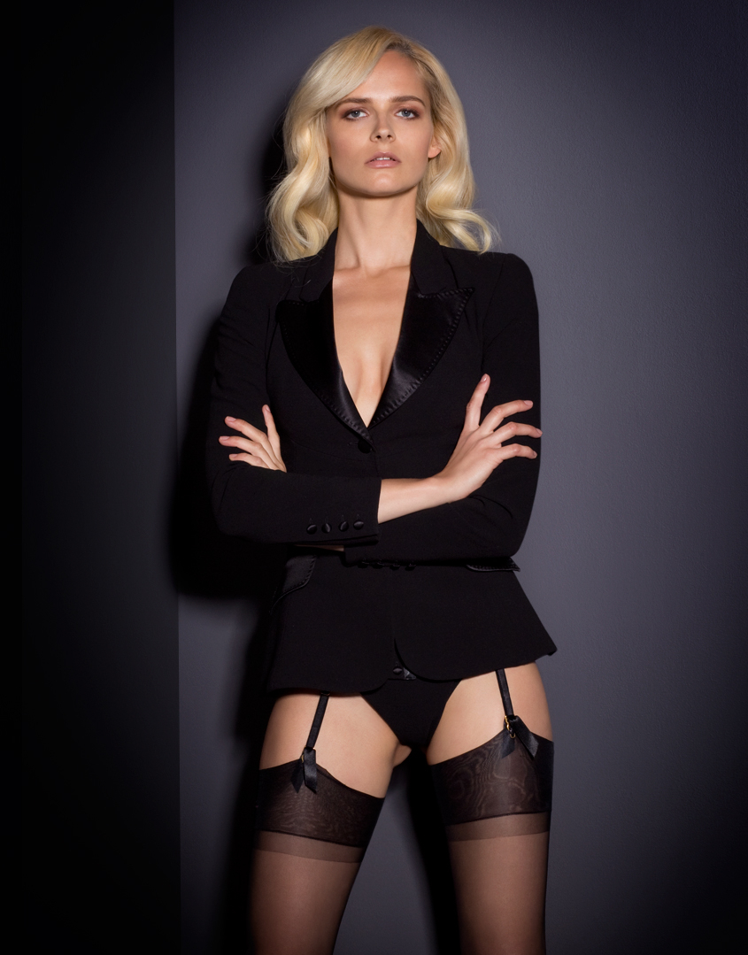 Agent Provocateur Billy Body 1 Black In Black Lyst