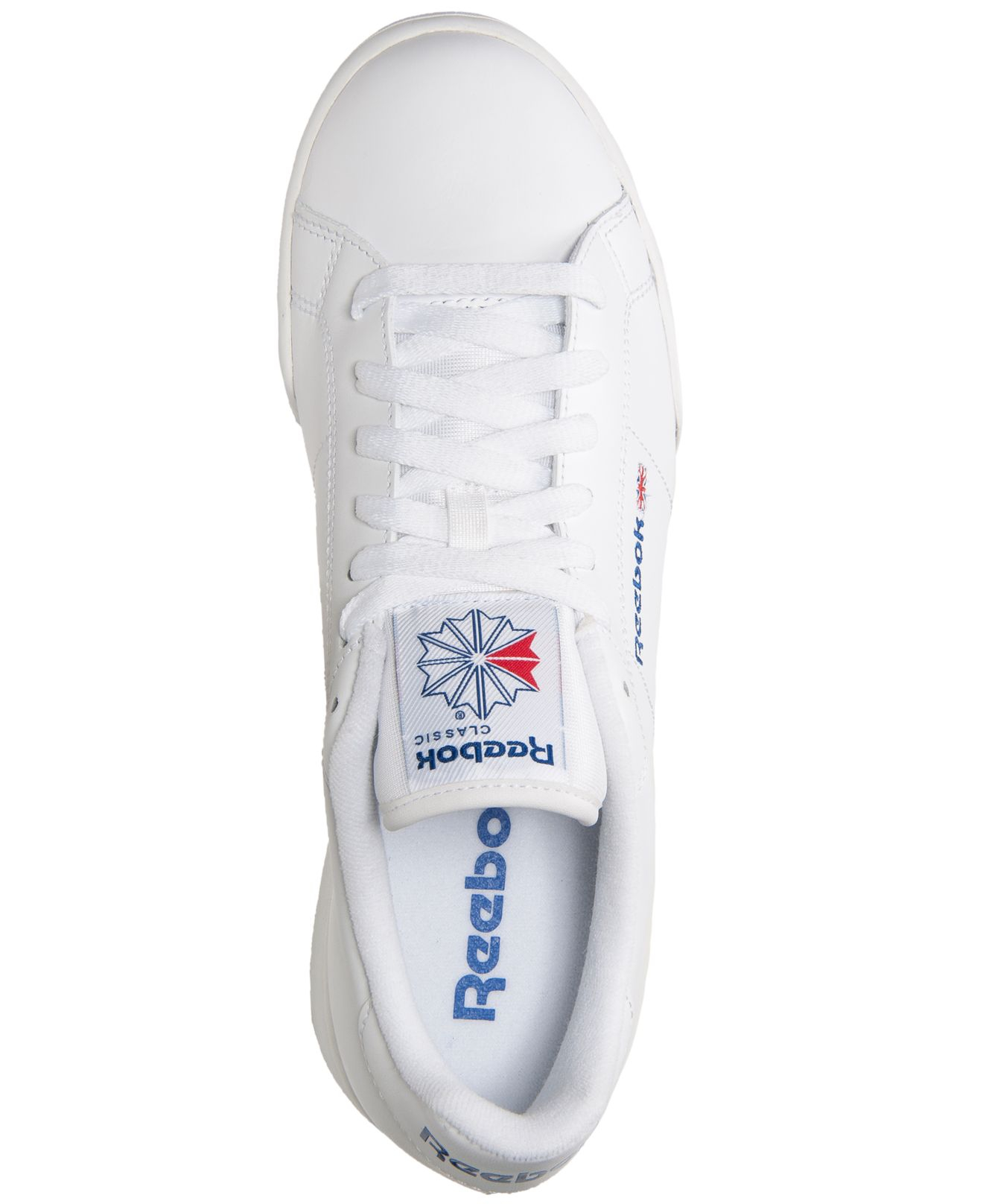 Reebok Men's Npc Ii Casual Sneakers From Finish Line in ...