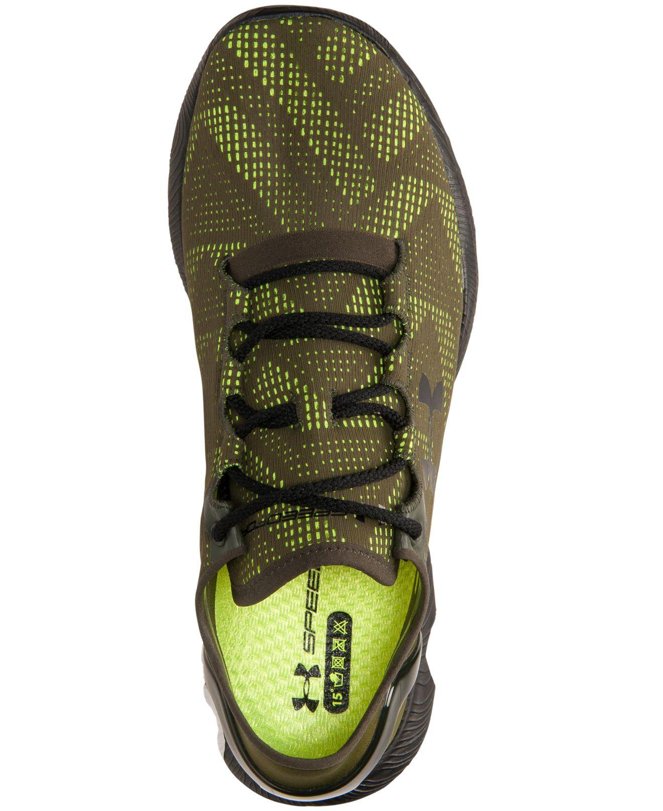 Under Armour Men S Speedform Apollo Vent Running Sneakers