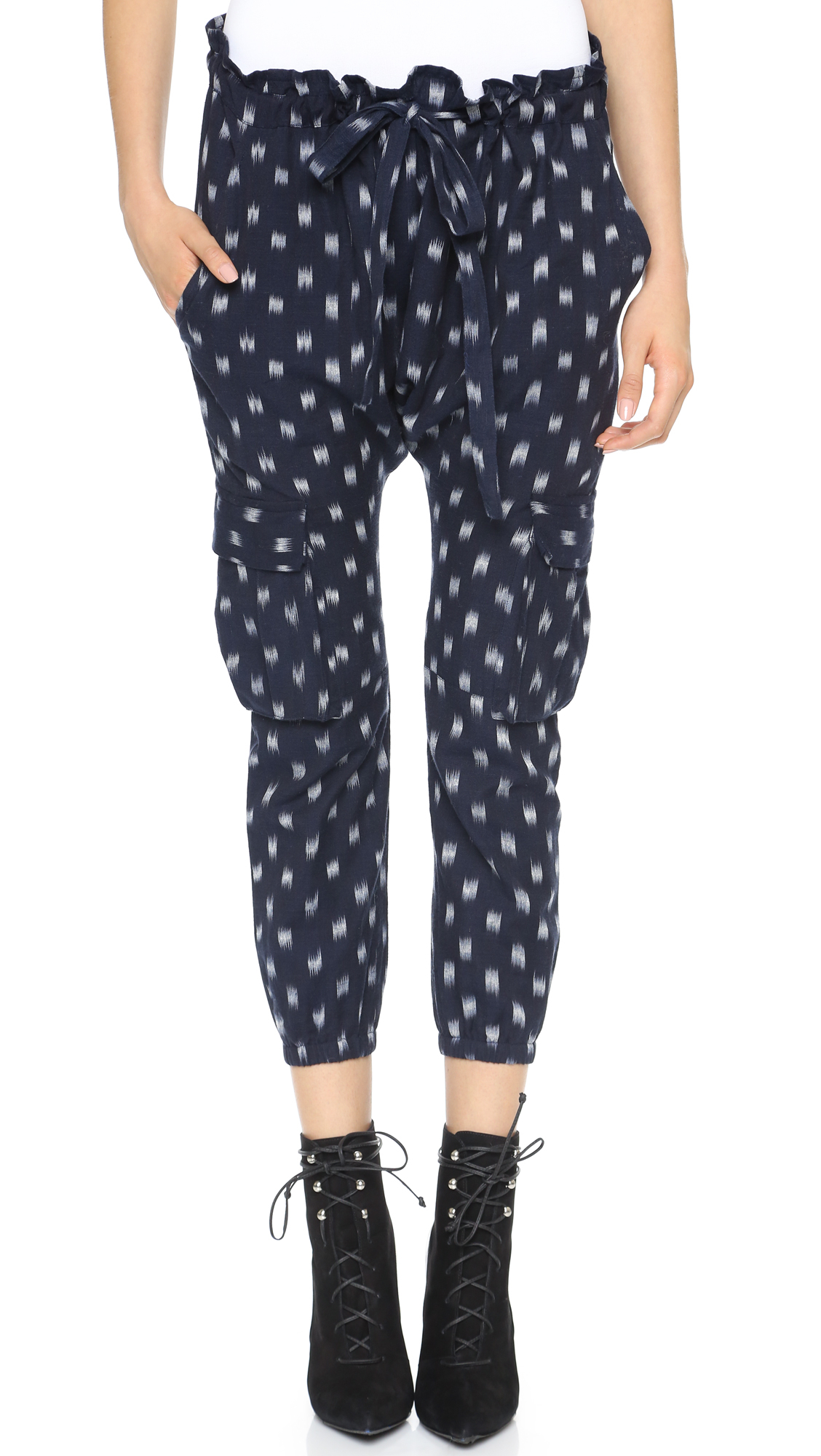 TROUSERS - Casual trousers Ulla Johnson p9VT0tq
