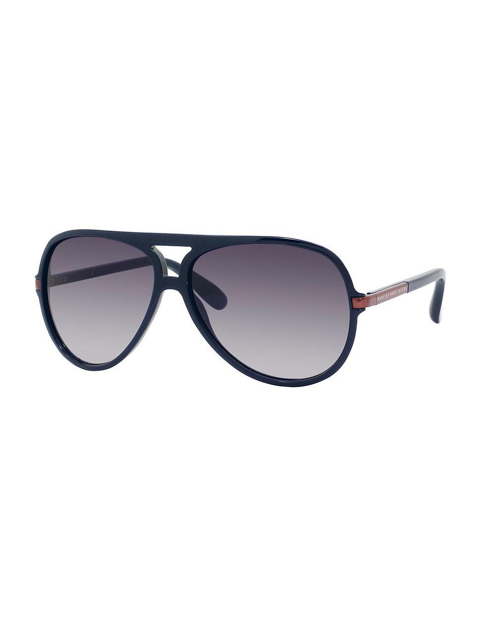 marc jacobs folding aviator sunglasses. Black Bedroom Furniture Sets. Home Design Ideas
