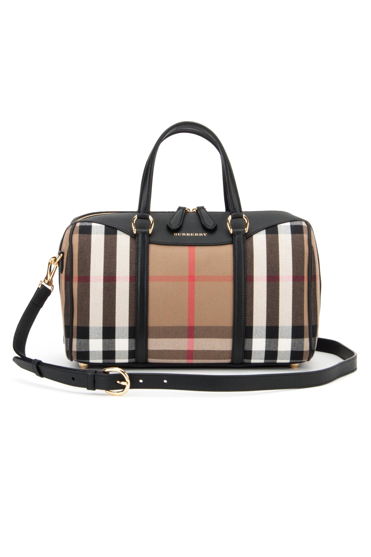 Burberry Medium Alchester Bag in Black  7c27f480e135c
