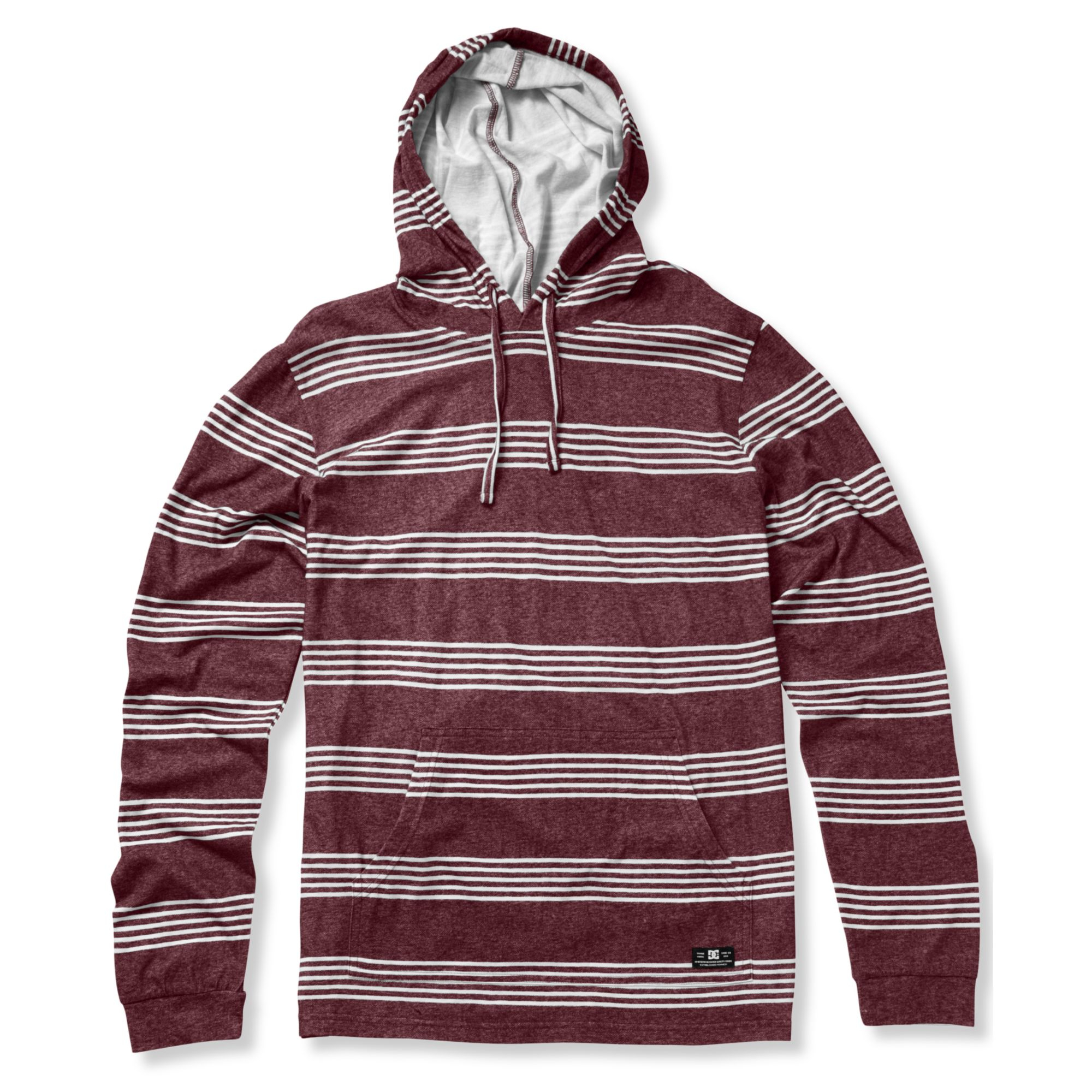 Striped Cotton Pullover Hoodie - Boys 2-7 Sweatshirts - RalphLauren