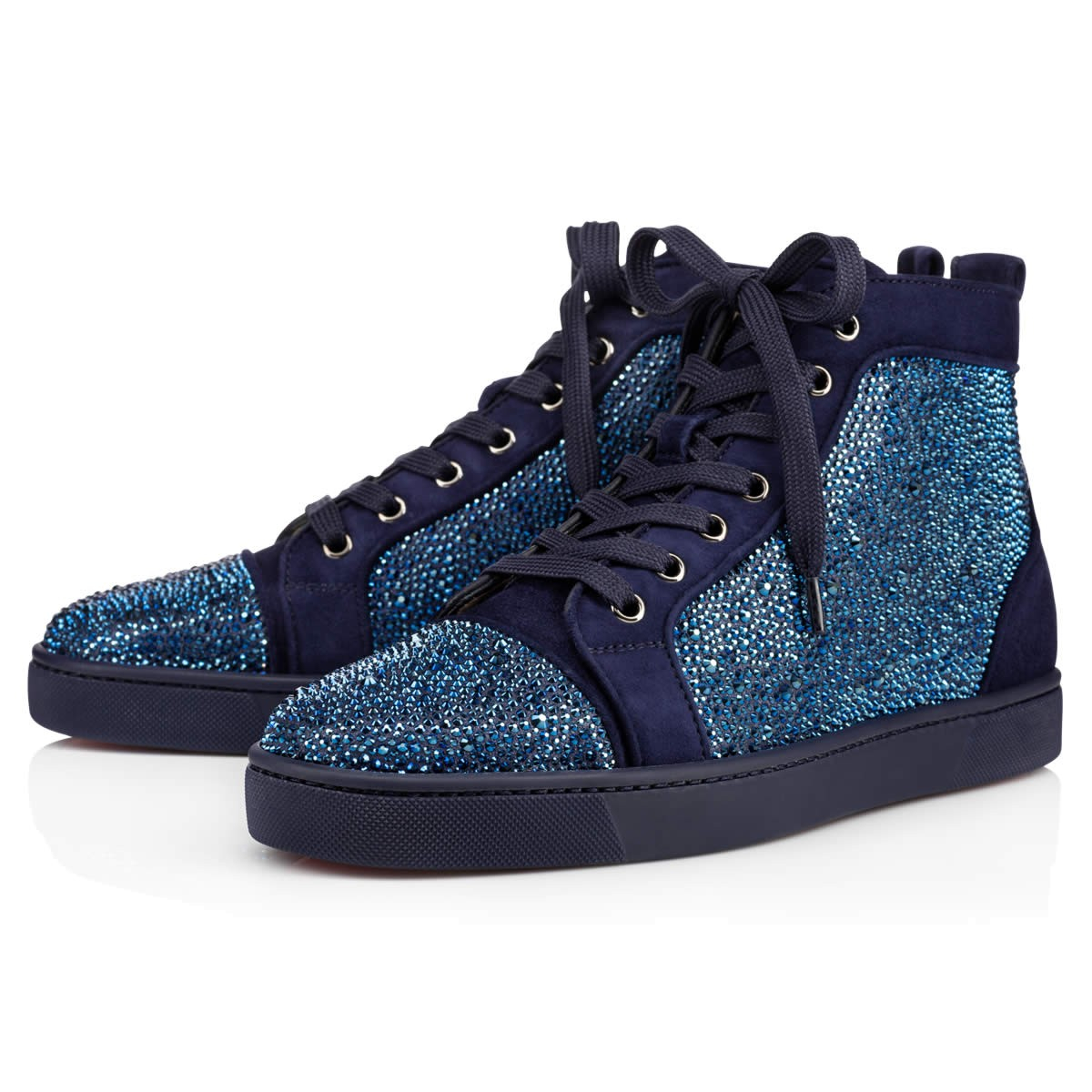Louboutin Men Inspired Shoes