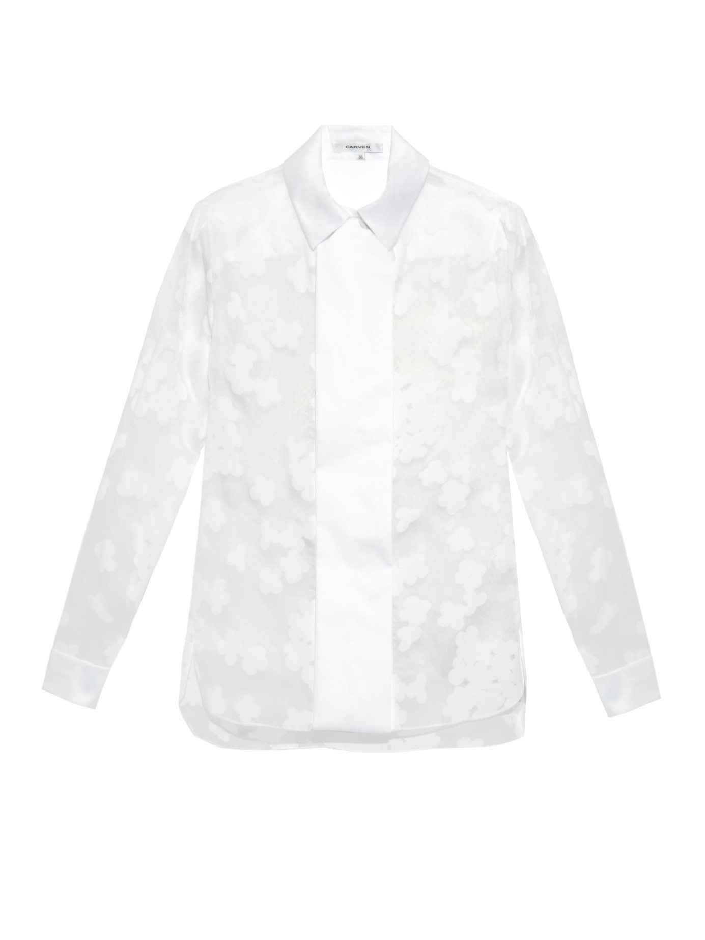 Outlet Shopping Online SHIRTS - Blouses Carven Sale Exclusive DCWXNFI