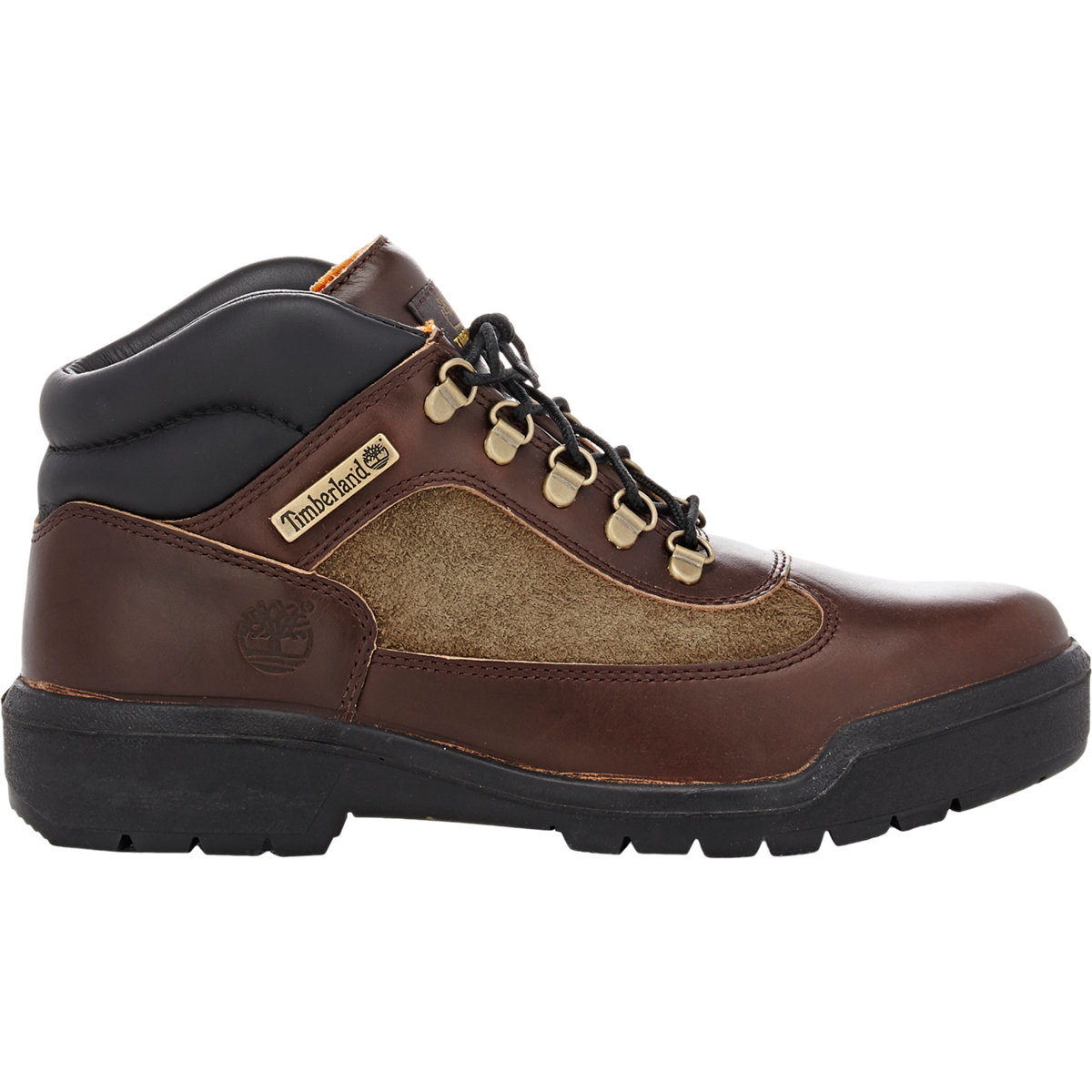 timberland s field boots in brown for lyst