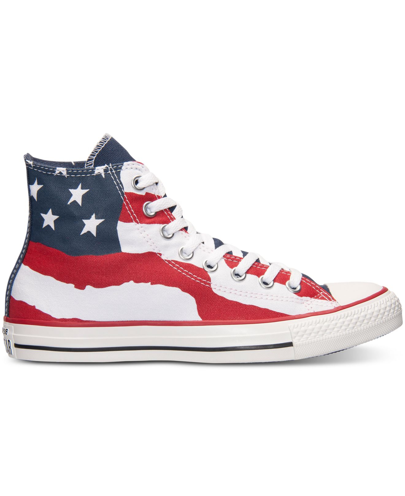 31d6fb6700c5 Lyst - Converse Men s Chuck Taylor Hi Freedom Casual Sneakers From ...